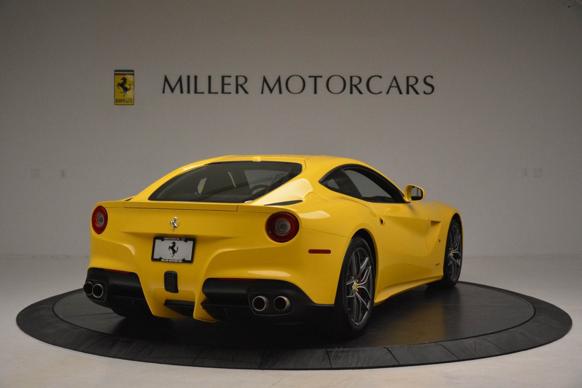 Used 2015 Ferrari F12 Berlinetta  For Sale In Westport, CT 3254_p6