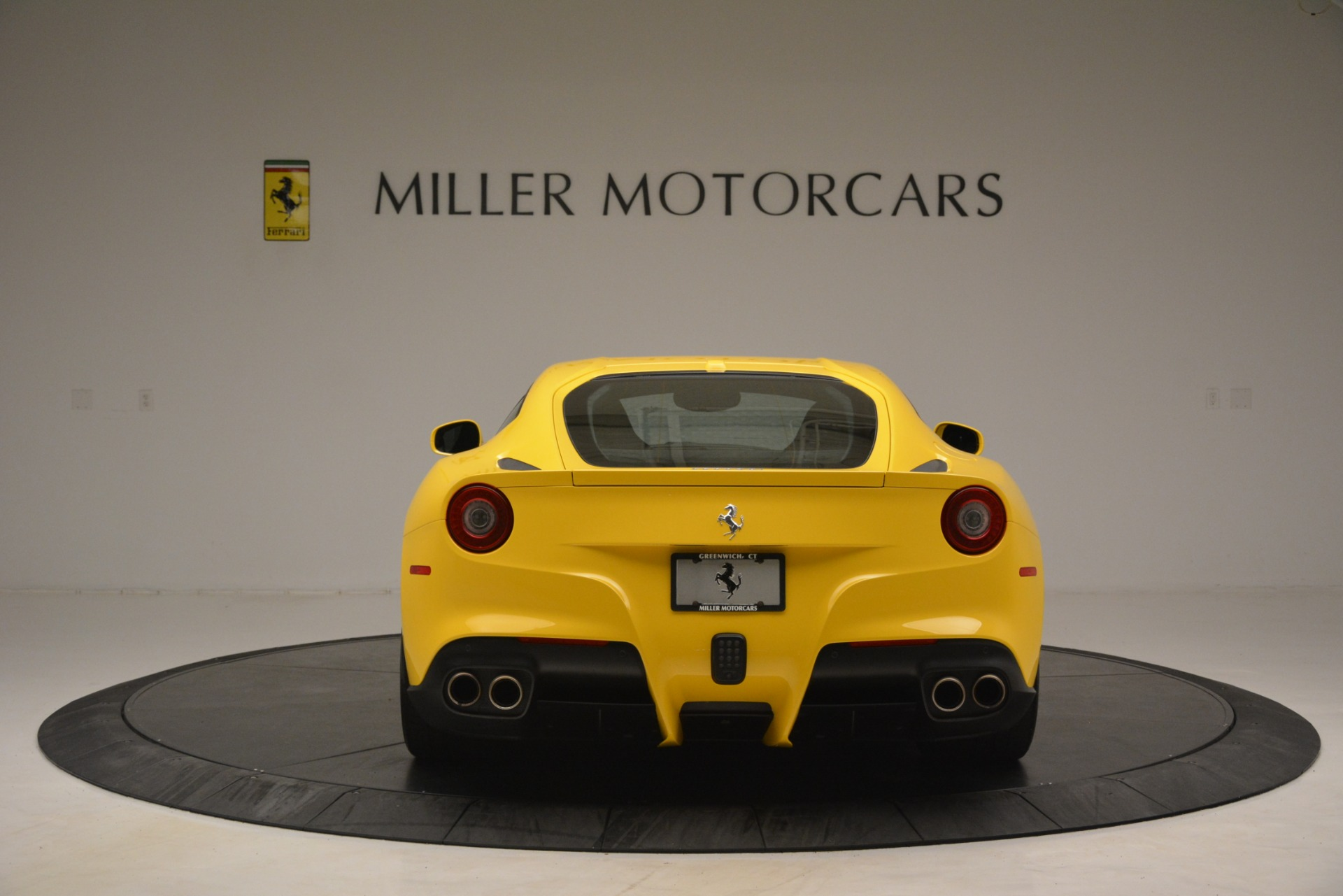 Used 2015 Ferrari F12 Berlinetta  For Sale In Westport, CT 3254_p7