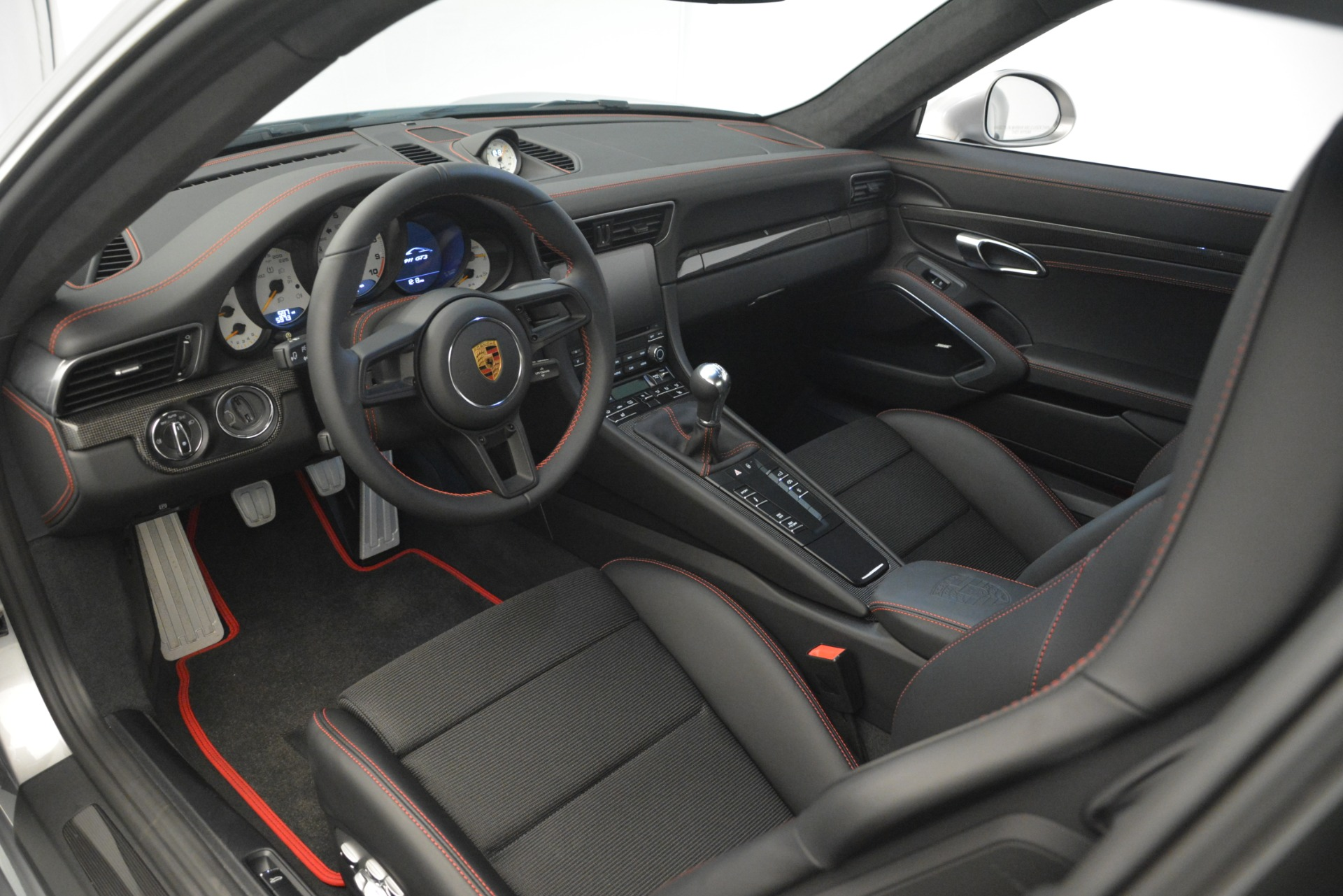 Used 2018 Porsche 911 GT3 For Sale In Westport, CT 3255_p13