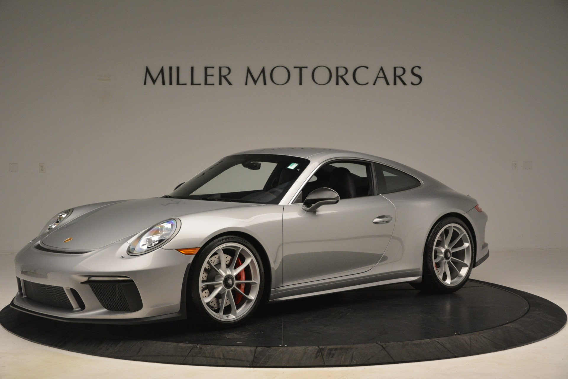 Used 2018 Porsche 911 GT3 For Sale In Westport, CT 3255_p2