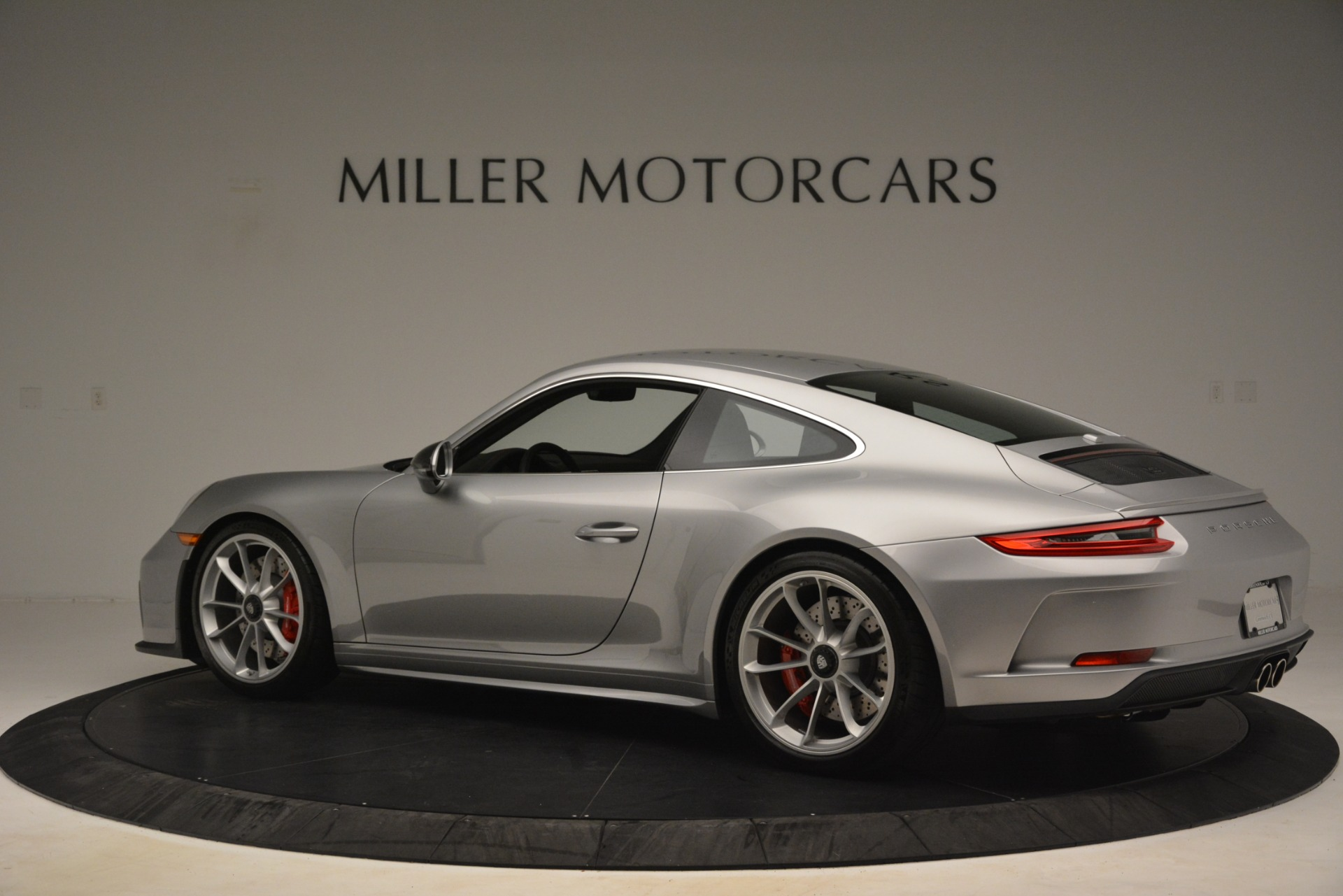Used 2018 Porsche 911 GT3 For Sale In Westport, CT 3255_p4