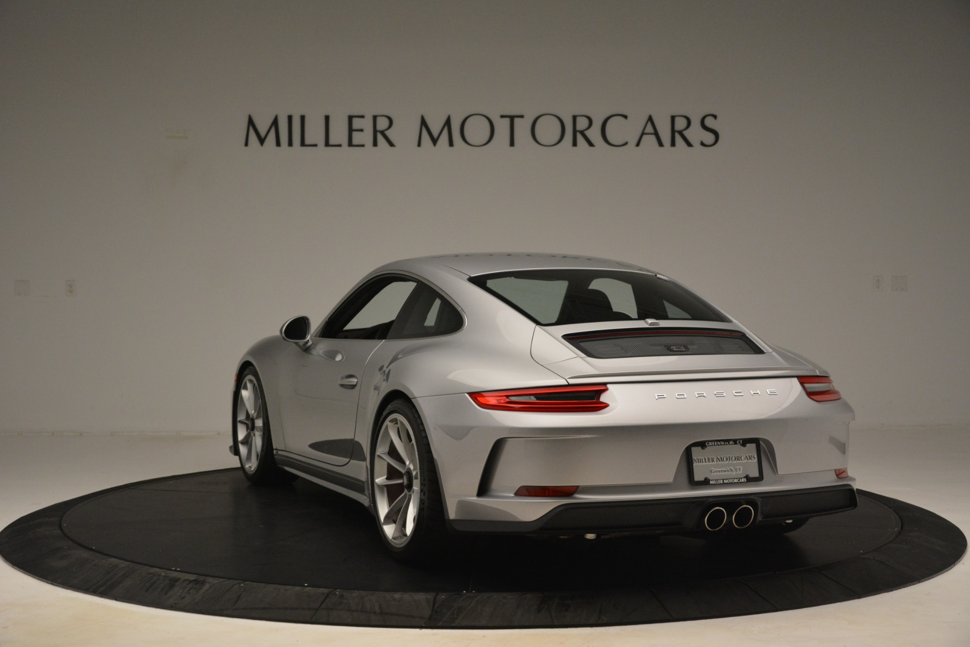 Used 2018 Porsche 911 GT3 For Sale In Westport, CT 3255_p5
