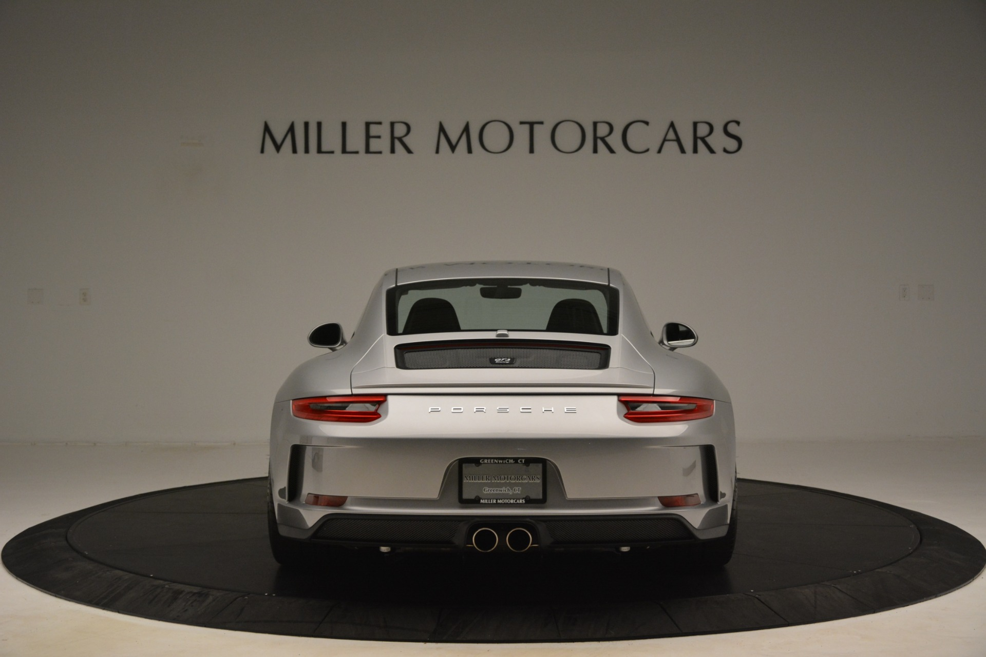 Used 2018 Porsche 911 GT3 For Sale In Westport, CT 3255_p7