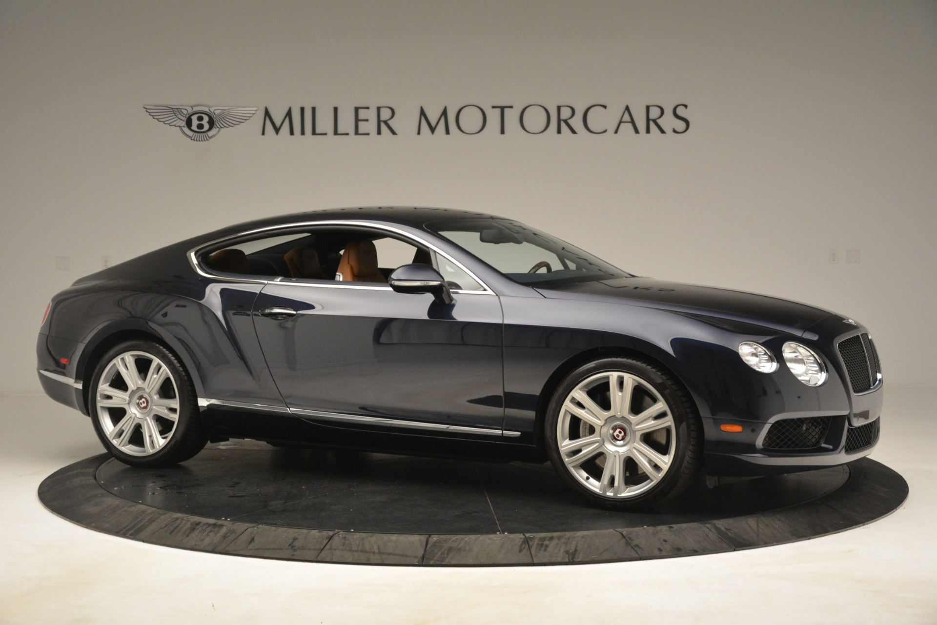 Used 2013 Bentley Continental GT V8 For Sale In Westport, CT 3257_p10