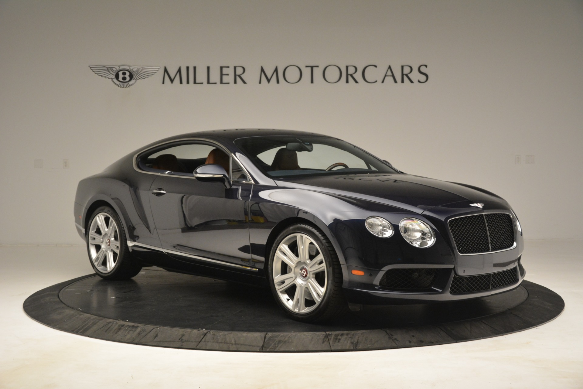 Used 2013 Bentley Continental GT V8 For Sale In Westport, CT 3257_p11