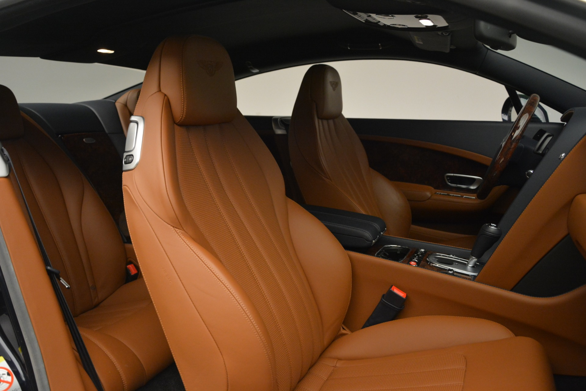 Used 2013 Bentley Continental GT V8 For Sale In Westport, CT 3257_p25