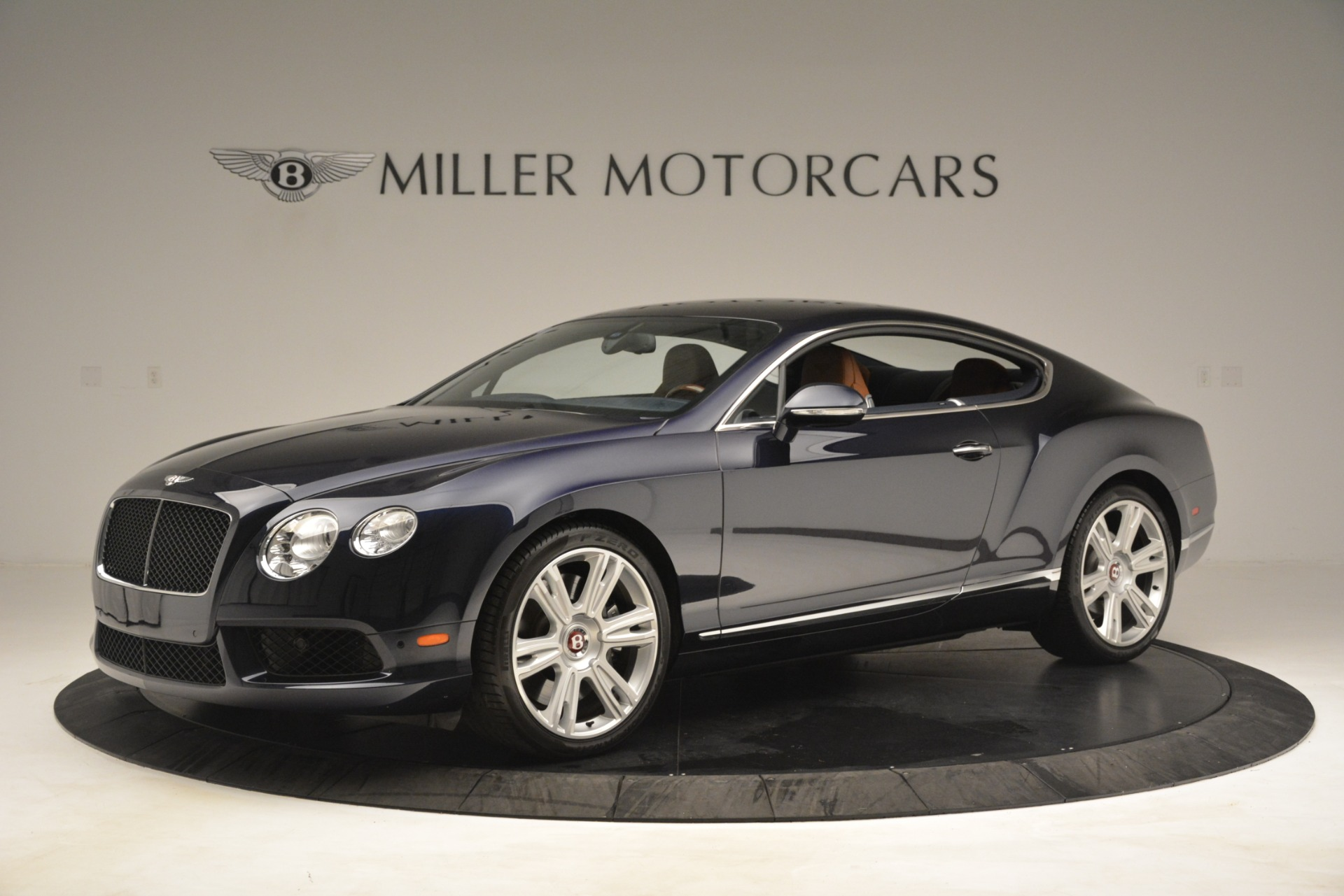 Used 2013 Bentley Continental GT V8 For Sale In Westport, CT 3257_p2