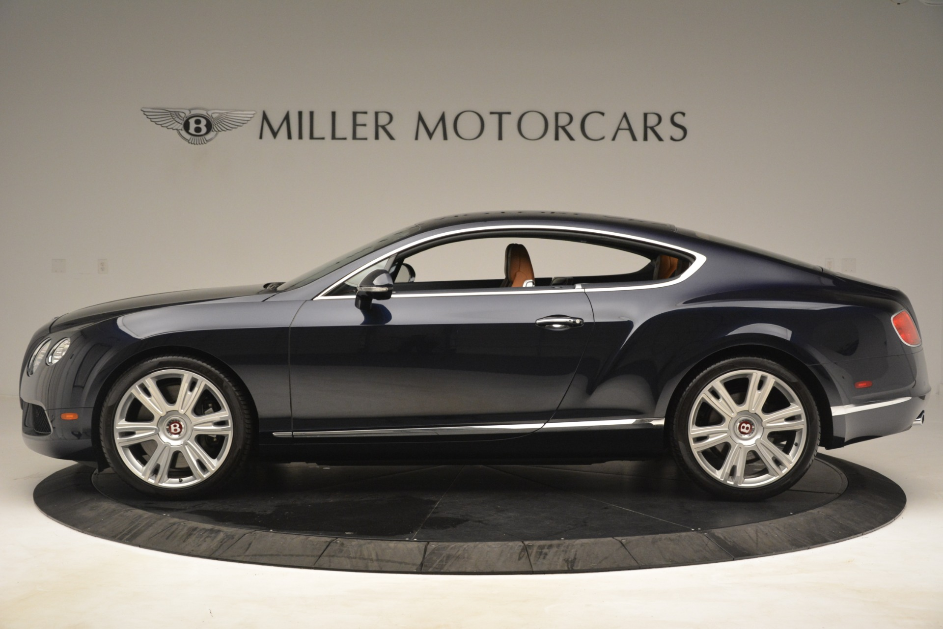 Used 2013 Bentley Continental GT V8 For Sale In Westport, CT 3257_p3