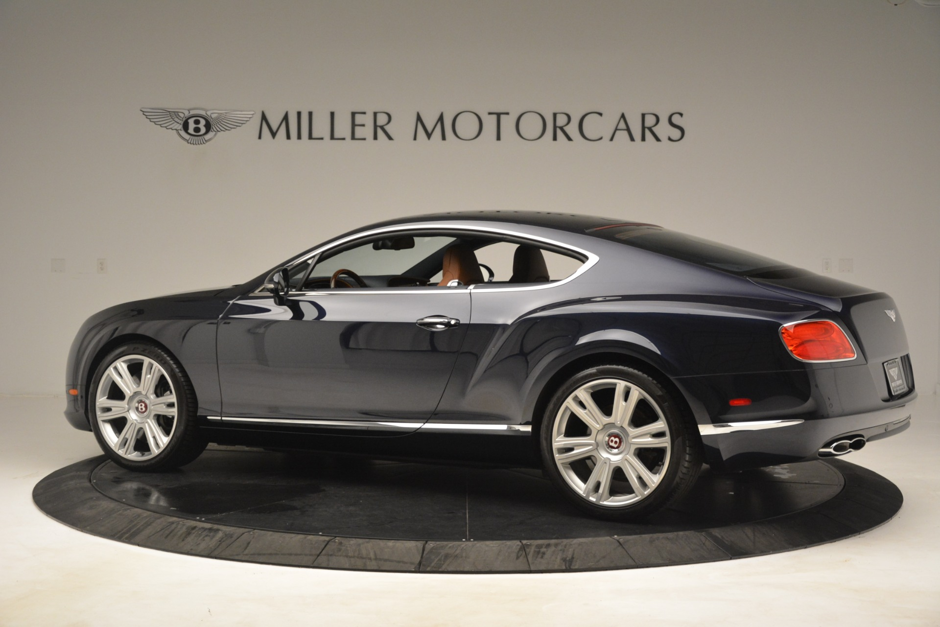 Used 2013 Bentley Continental GT V8 For Sale In Westport, CT 3257_p4