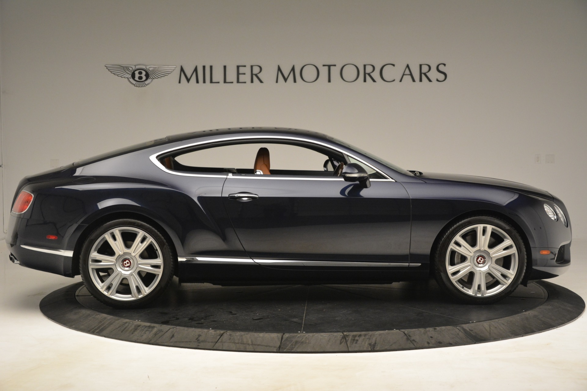 Used 2013 Bentley Continental GT V8 For Sale In Westport, CT 3257_p9