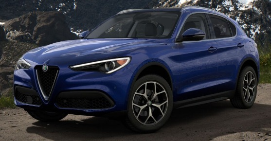 New 2019 Alfa Romeo Stelvio Ti Q4 For Sale In Westport, CT 3258_main