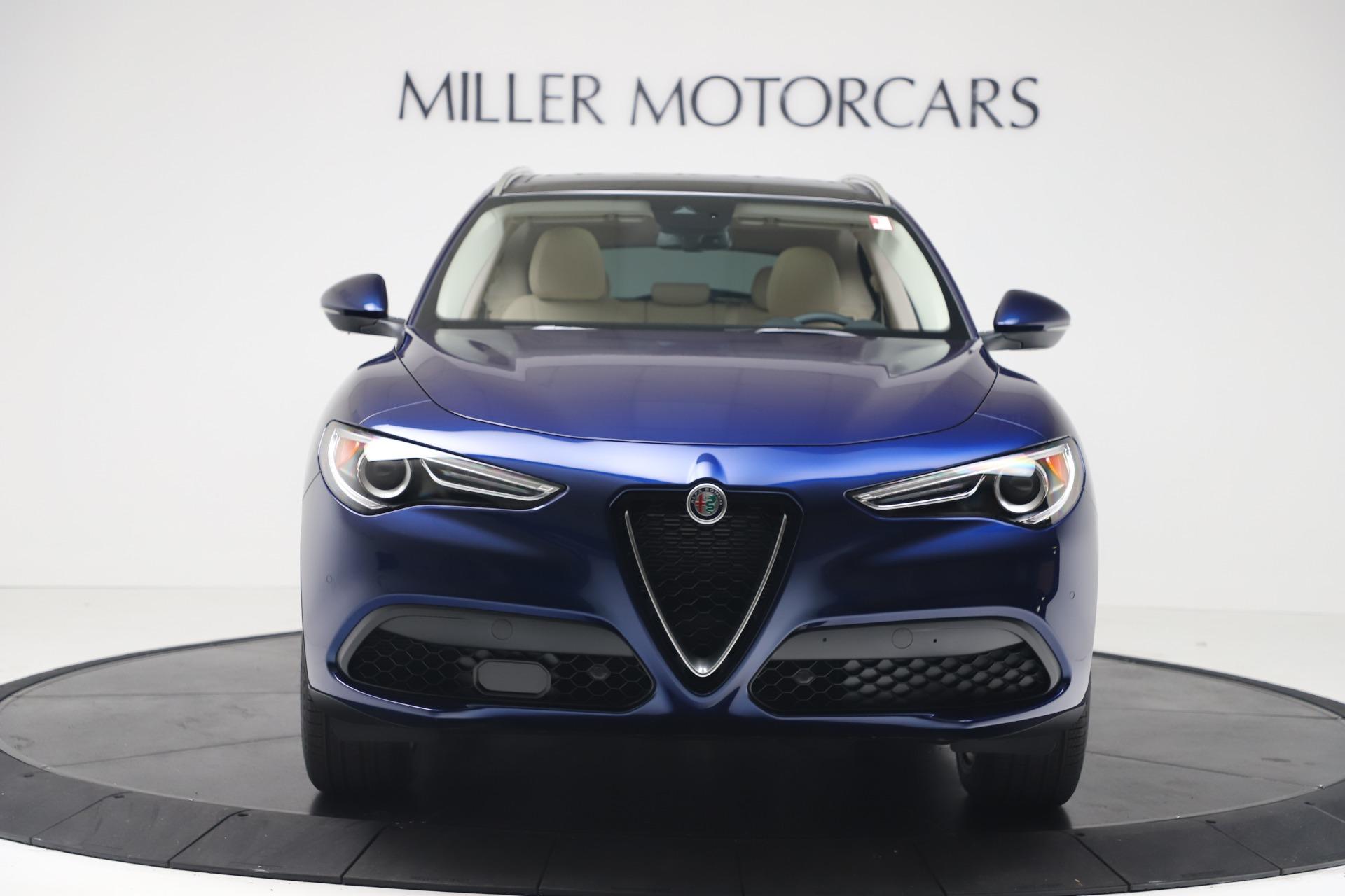 New 2019 Alfa Romeo Stelvio Ti Lusso Q4 For Sale In Westport, CT 3259_p12