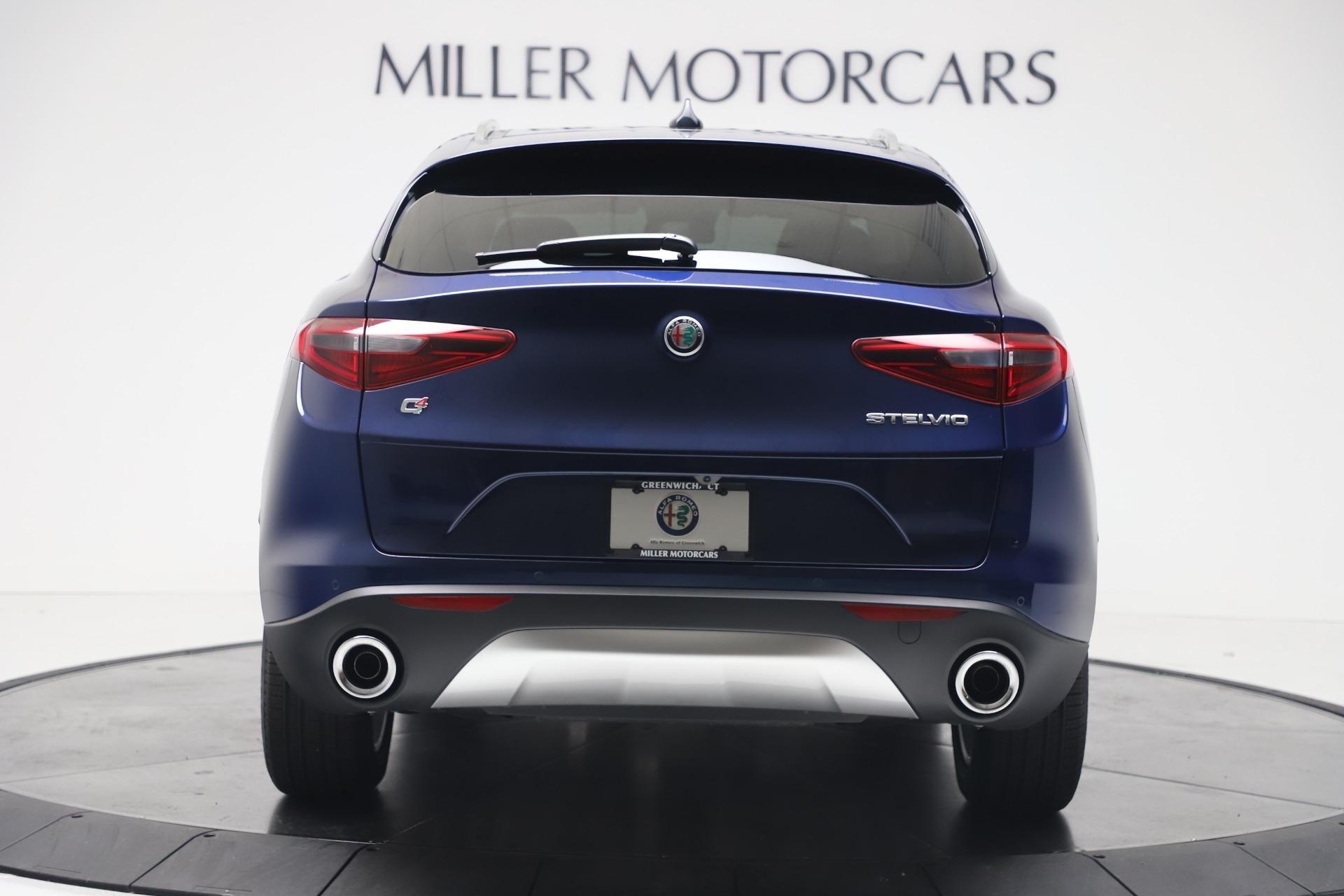 New 2019 Alfa Romeo Stelvio Ti Lusso Q4 For Sale In Westport, CT 3259_p6