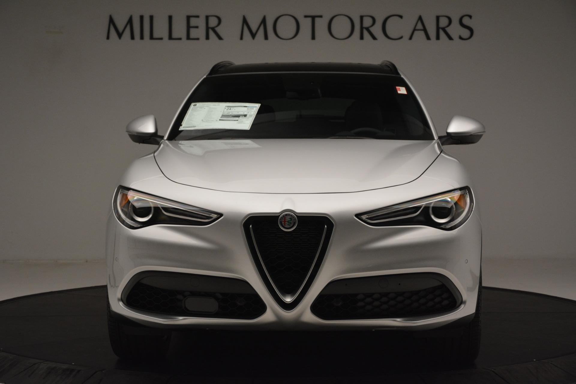 New 2019 Alfa Romeo Stelvio Ti Sport Q4 For Sale In Westport, CT 3261_p12