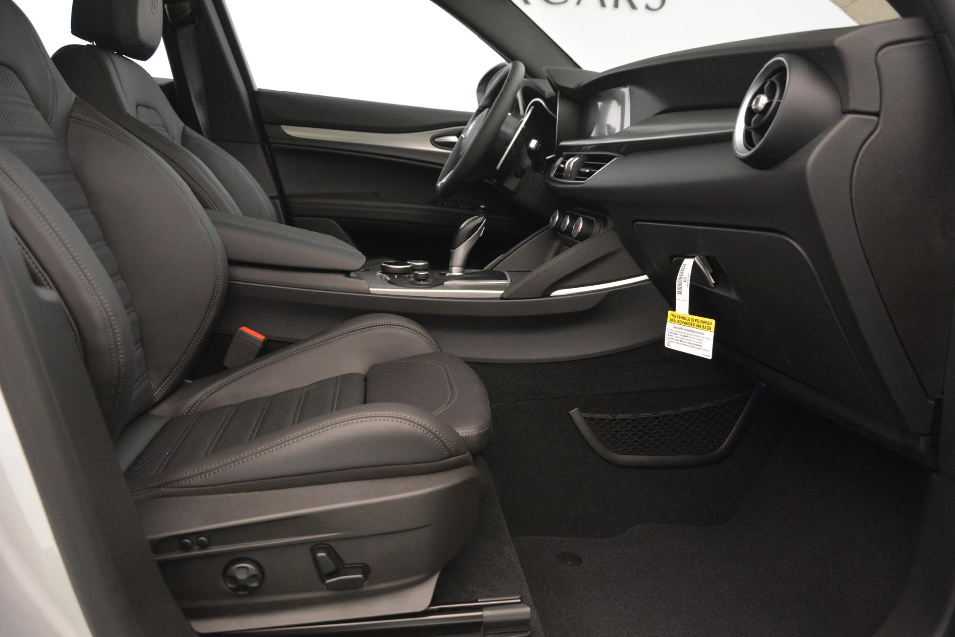 New 2019 Alfa Romeo Stelvio Ti Sport Q4 For Sale In Westport, CT 3261_p23