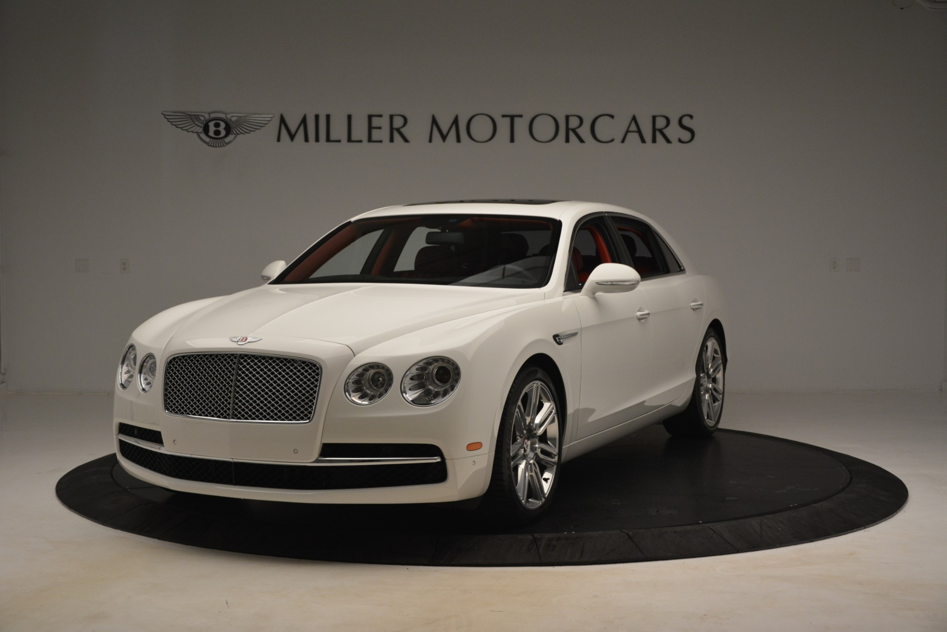 Used 2016 Bentley Flying Spur V8 For Sale In Westport, CT 3265_main