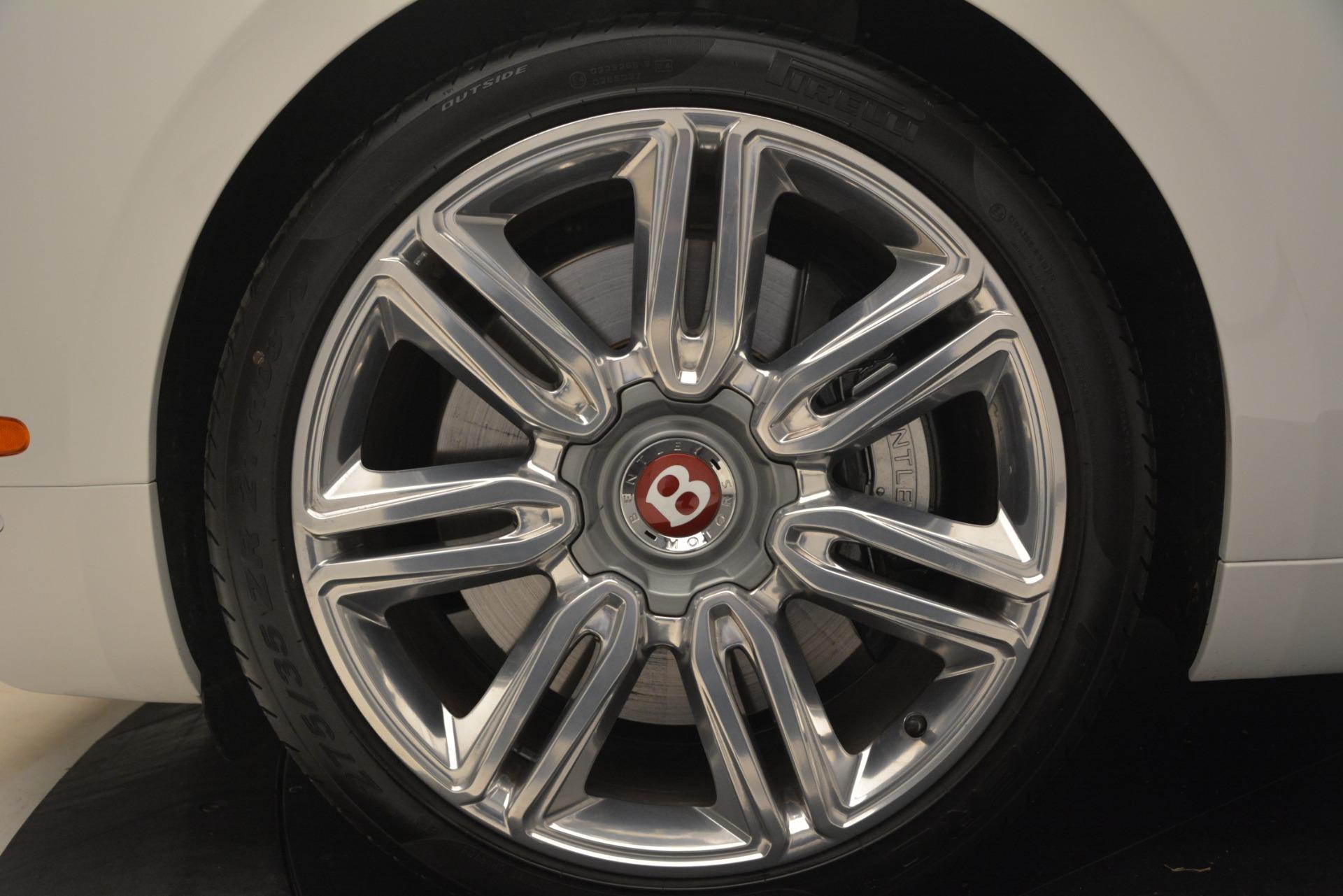 Used 2016 Bentley Flying Spur V8 For Sale In Westport, CT 3265_p16
