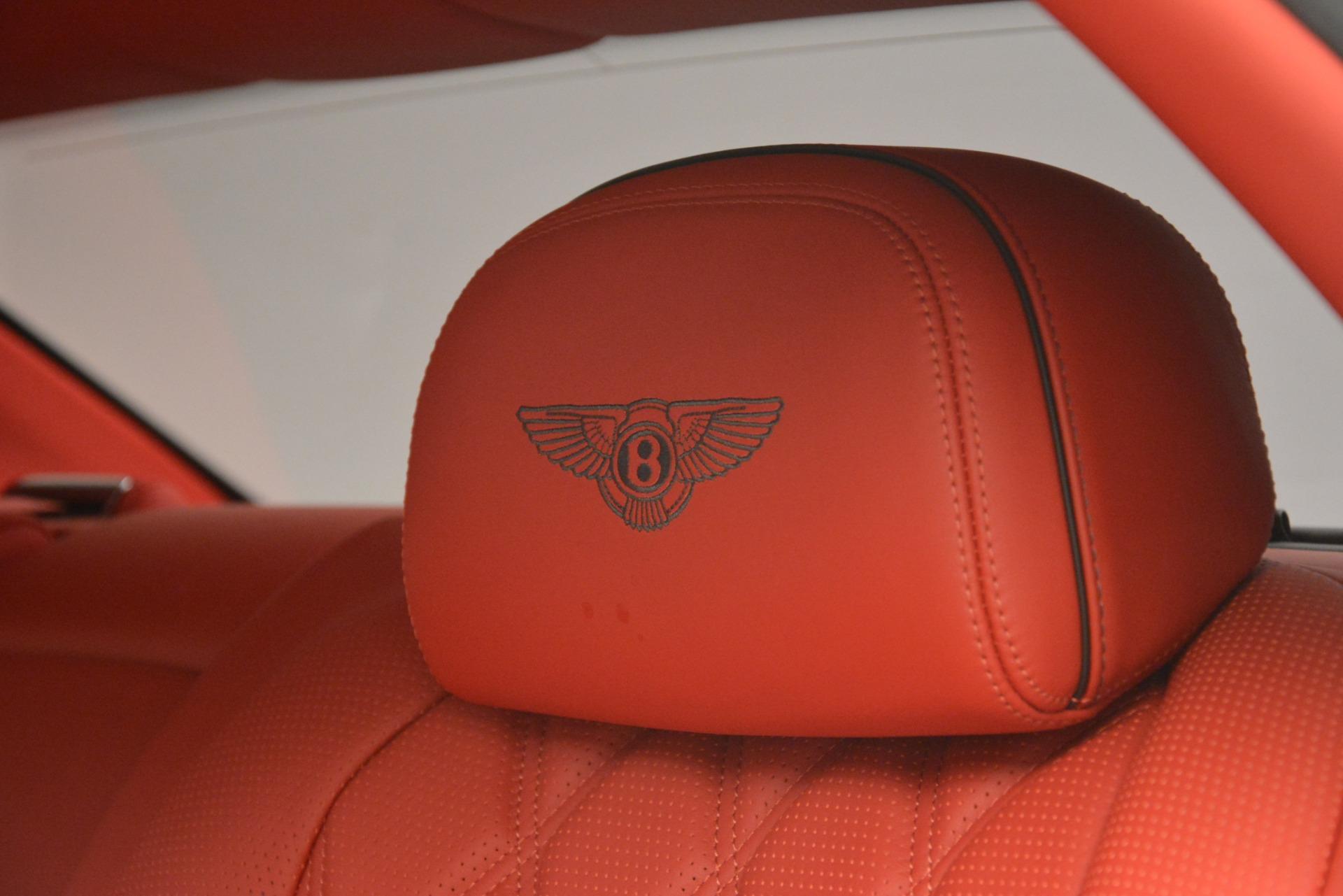 Used 2016 Bentley Flying Spur V8 For Sale In Westport, CT 3265_p24