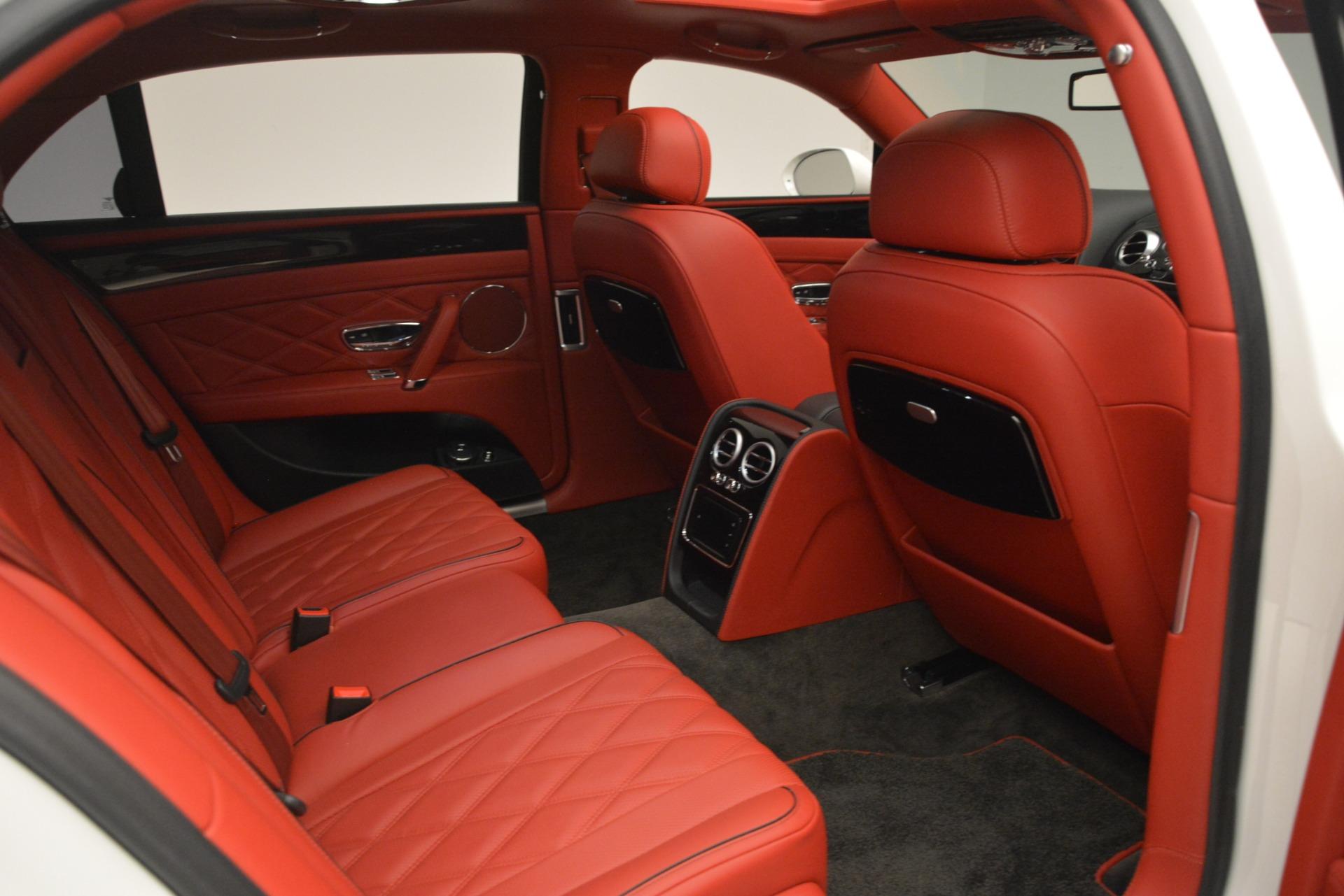 Used 2016 Bentley Flying Spur V8 For Sale In Westport, CT 3265_p25