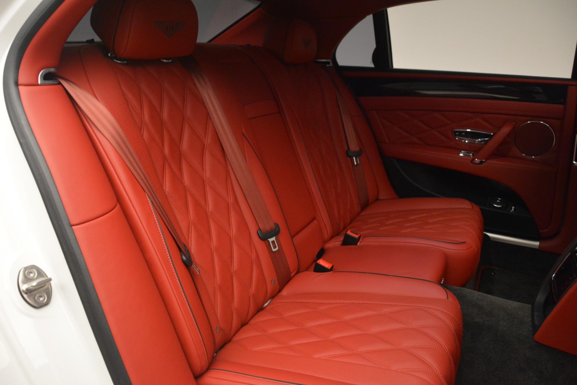 Used 2016 Bentley Flying Spur V8 For Sale In Westport, CT 3265_p27