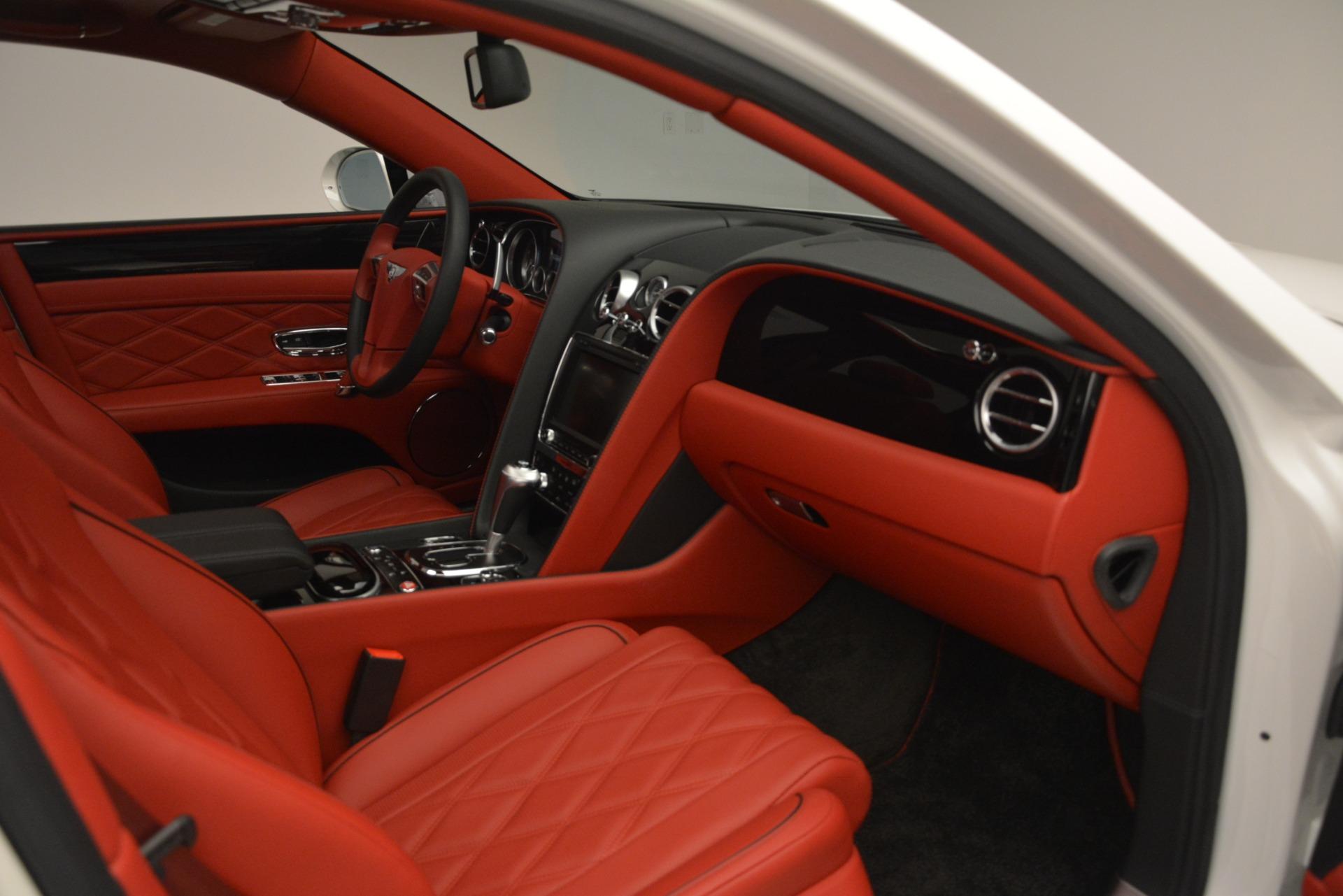 Used 2016 Bentley Flying Spur V8 For Sale In Westport, CT 3265_p28