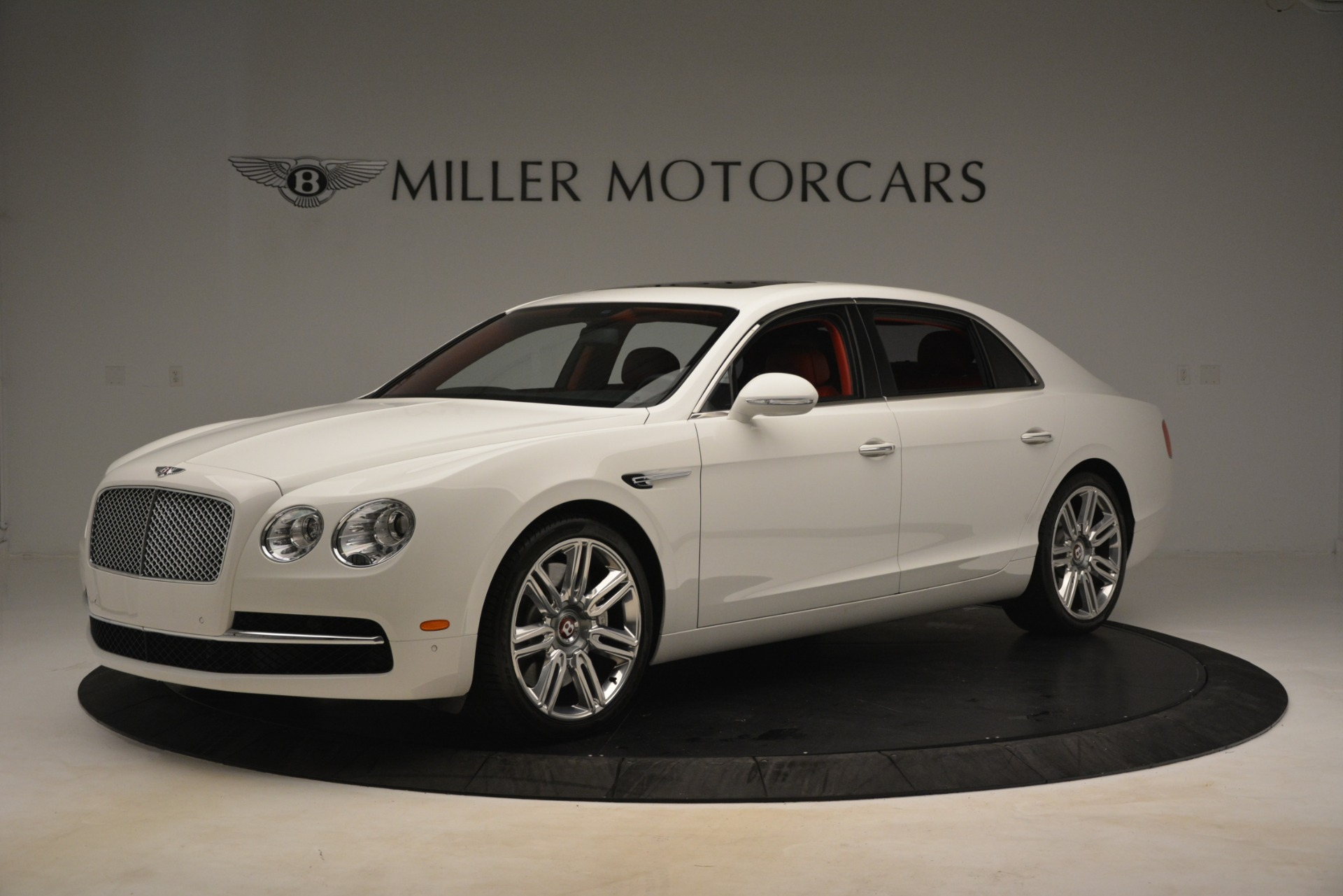 Used 2016 Bentley Flying Spur V8 For Sale In Westport, CT 3265_p2