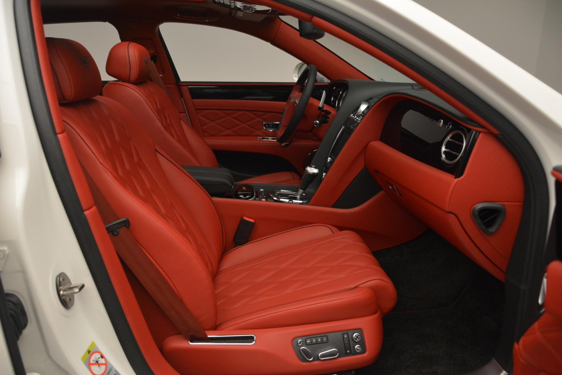 Used 2016 Bentley Flying Spur V8 For Sale In Westport, CT 3265_p30