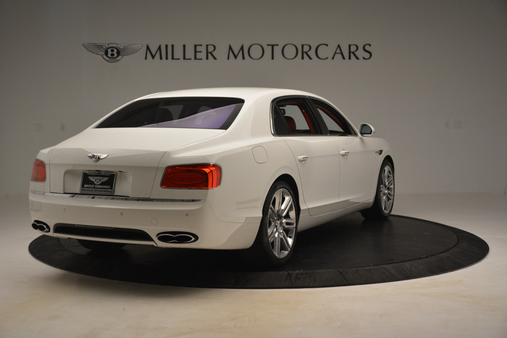 Used 2016 Bentley Flying Spur V8 For Sale In Westport, CT 3265_p7