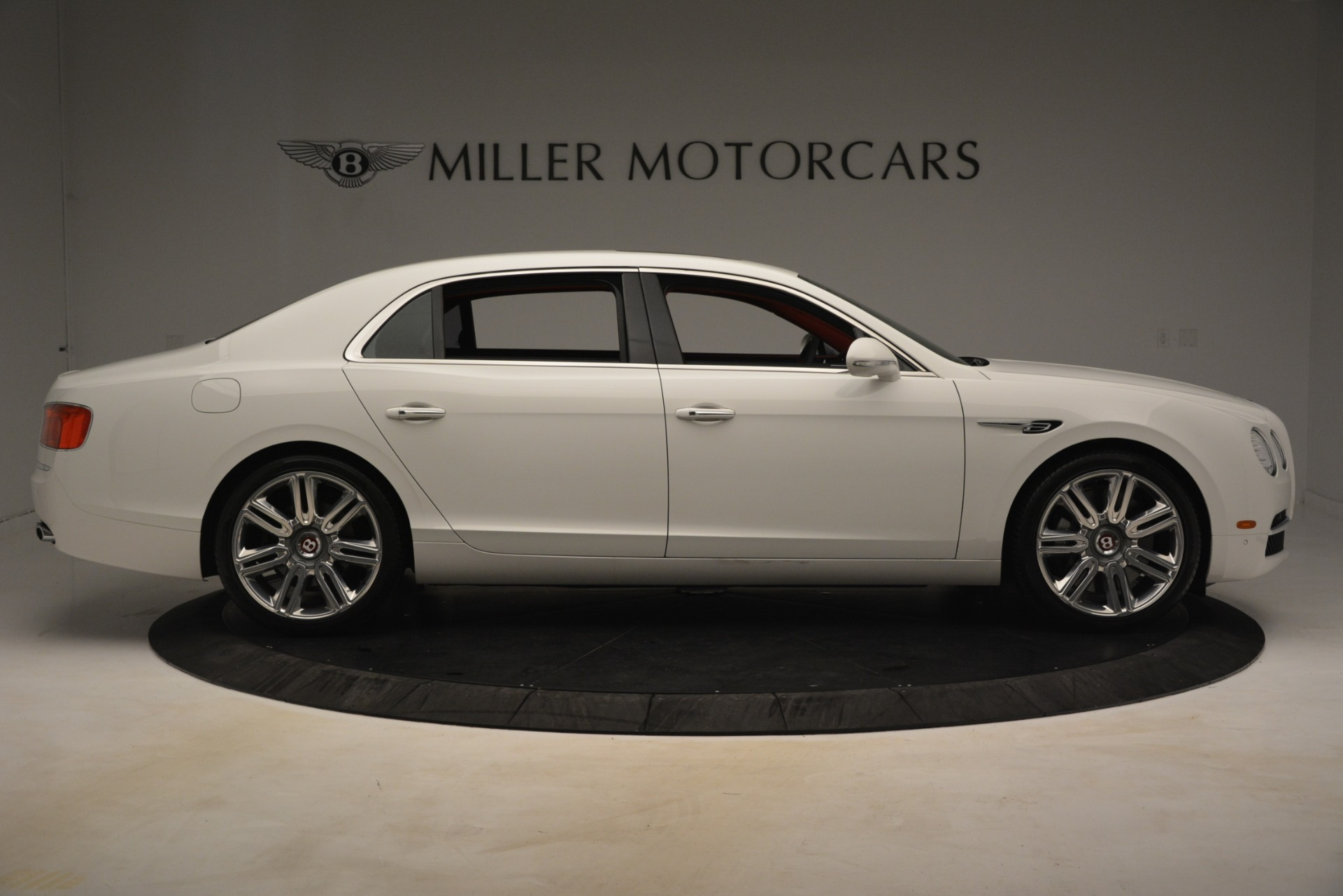 Used 2016 Bentley Flying Spur V8 For Sale In Westport, CT 3265_p9