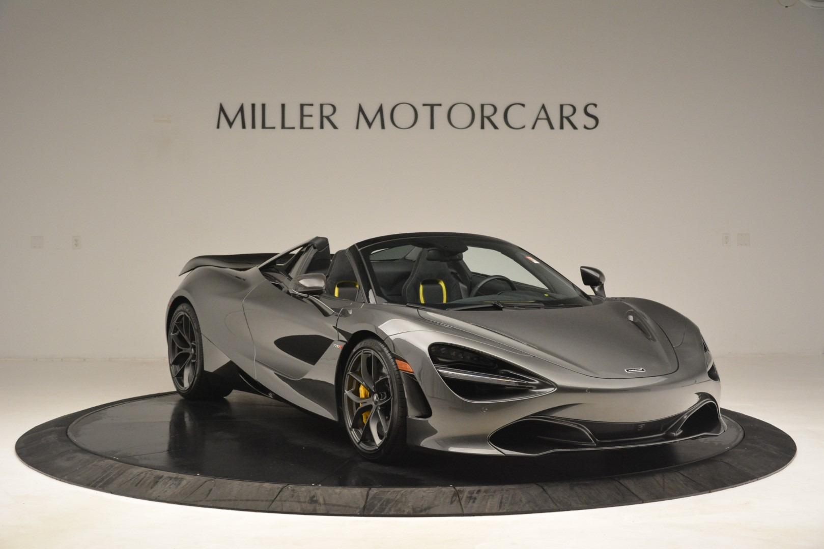 New 2020 McLaren 720S Spider Convertible For Sale In Westport, CT 3266_p10