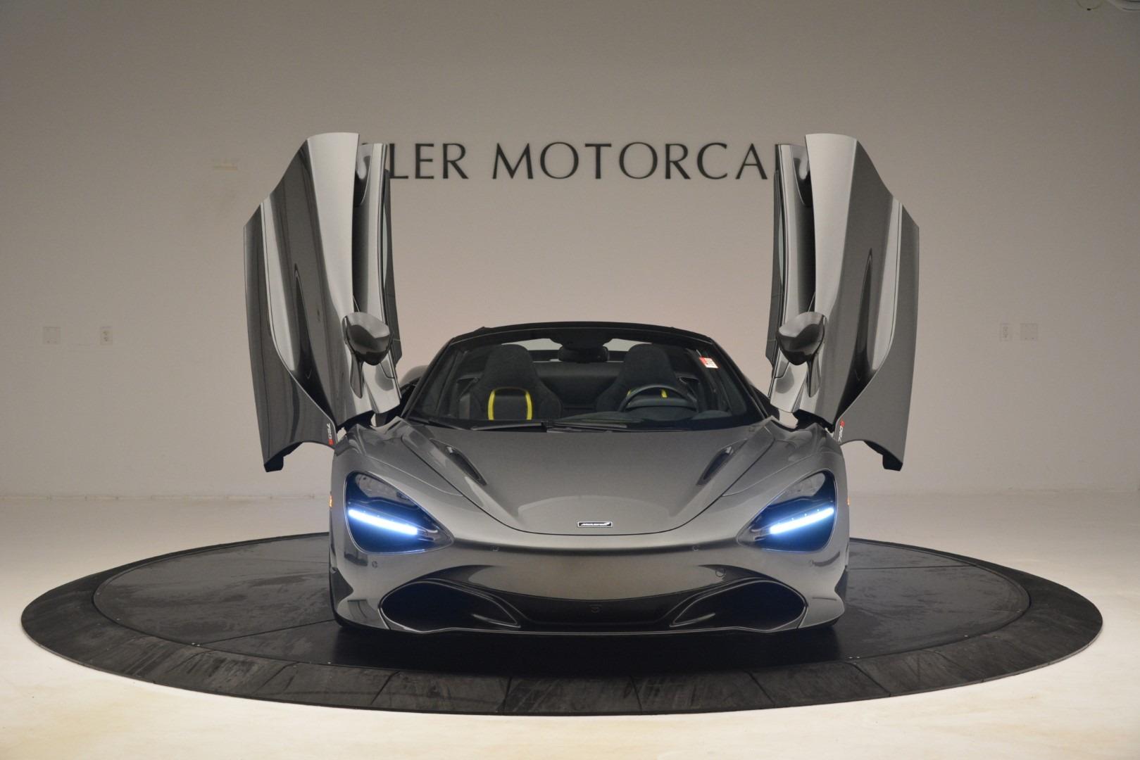 New 2020 McLaren 720S Spider Convertible For Sale In Westport, CT 3266_p12