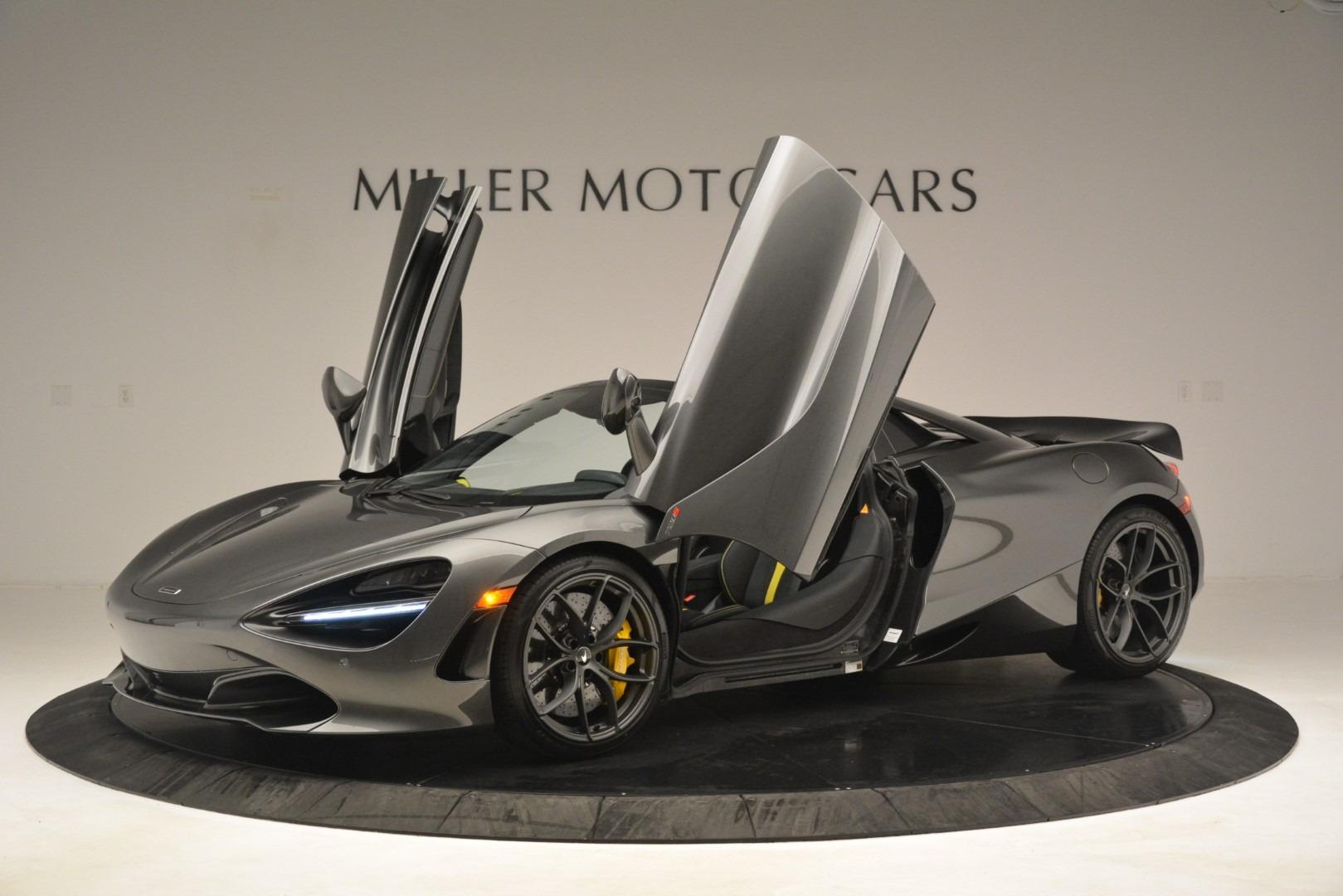 New 2020 McLaren 720S Spider Convertible For Sale In Westport, CT 3266_p13