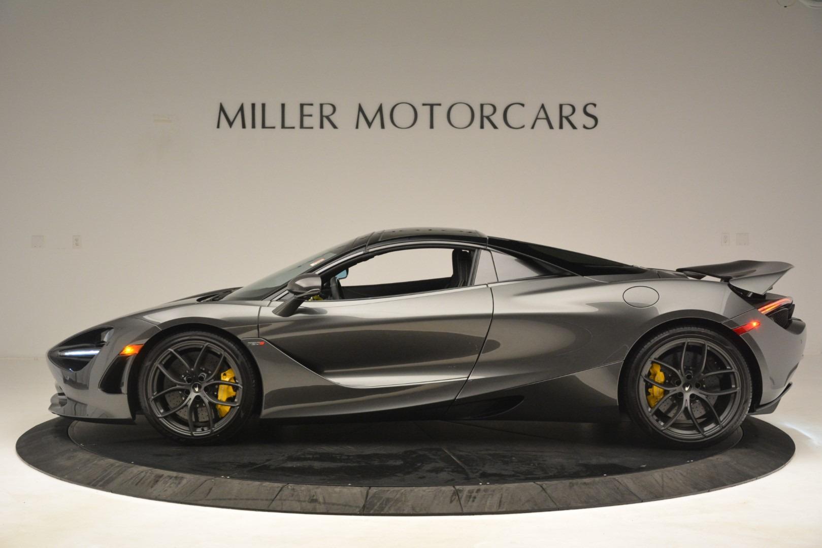 New 2020 McLaren 720S Spider Convertible For Sale In Westport, CT 3266_p15