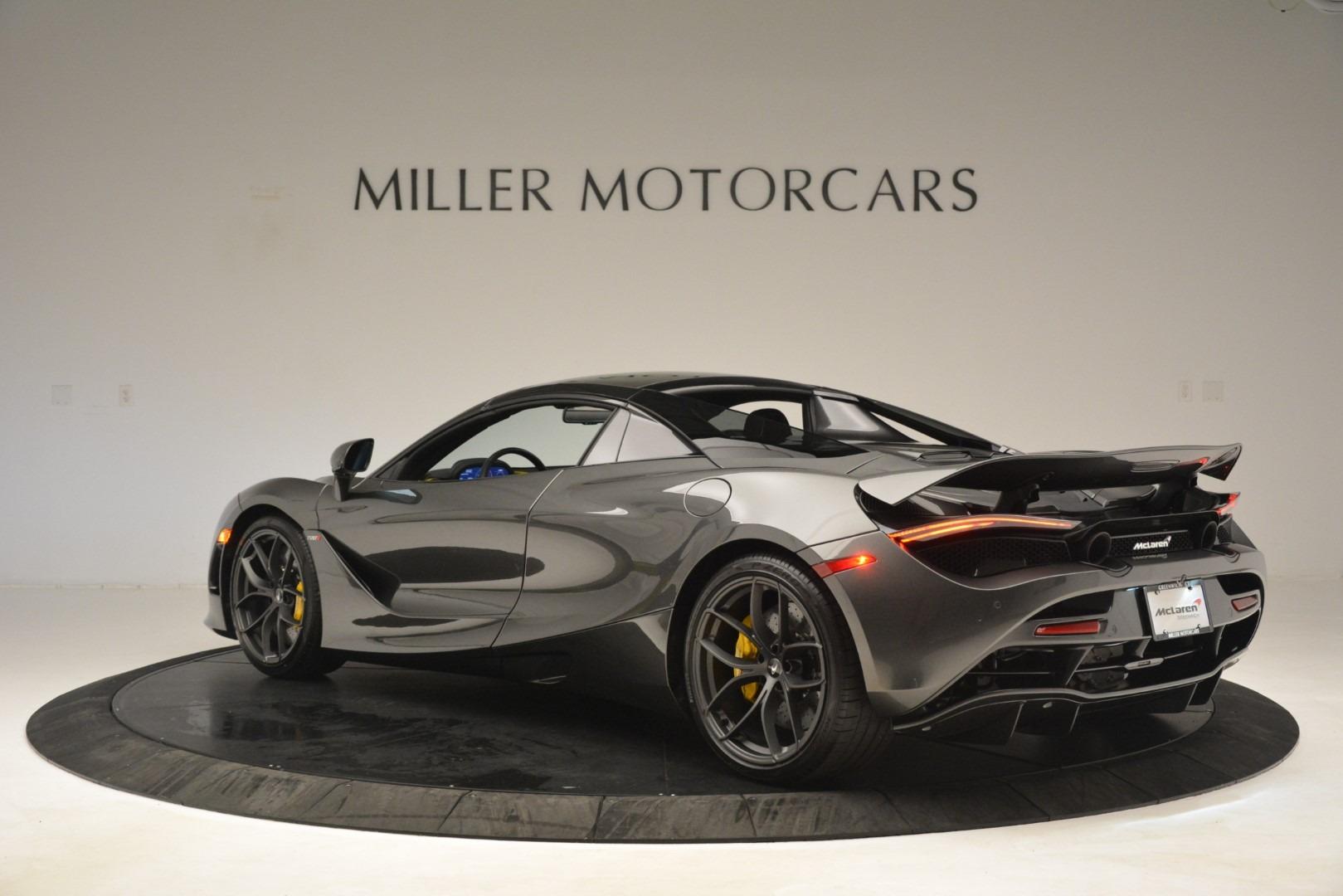 New 2020 McLaren 720S Spider Convertible For Sale In Westport, CT 3266_p16