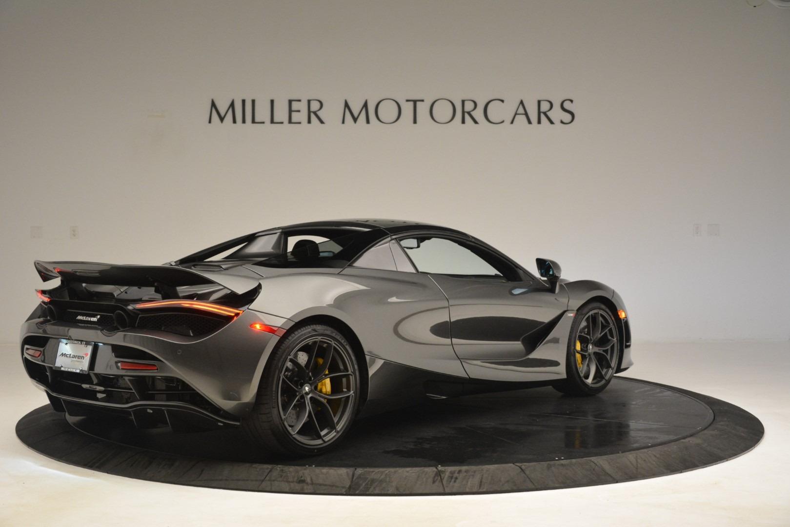 New 2020 McLaren 720S Spider Convertible For Sale In Westport, CT 3266_p18