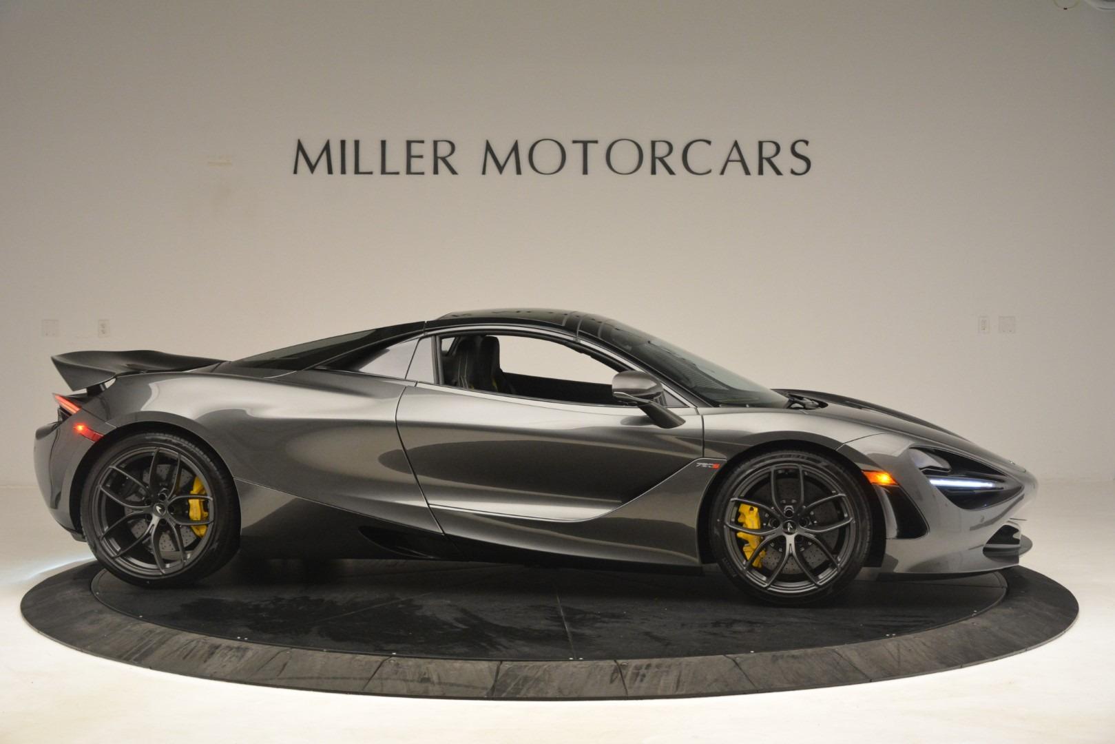 New 2020 McLaren 720S Spider Convertible For Sale In Westport, CT 3266_p19