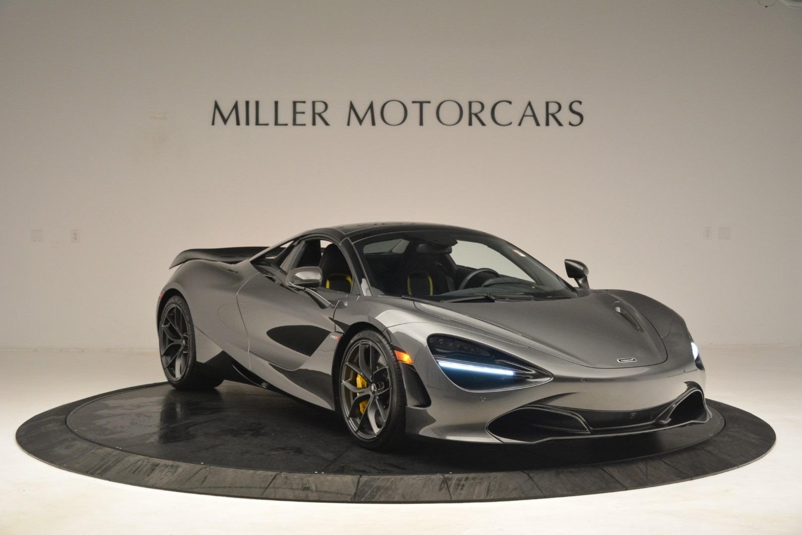 New 2020 McLaren 720S Spider Convertible For Sale In Westport, CT 3266_p20