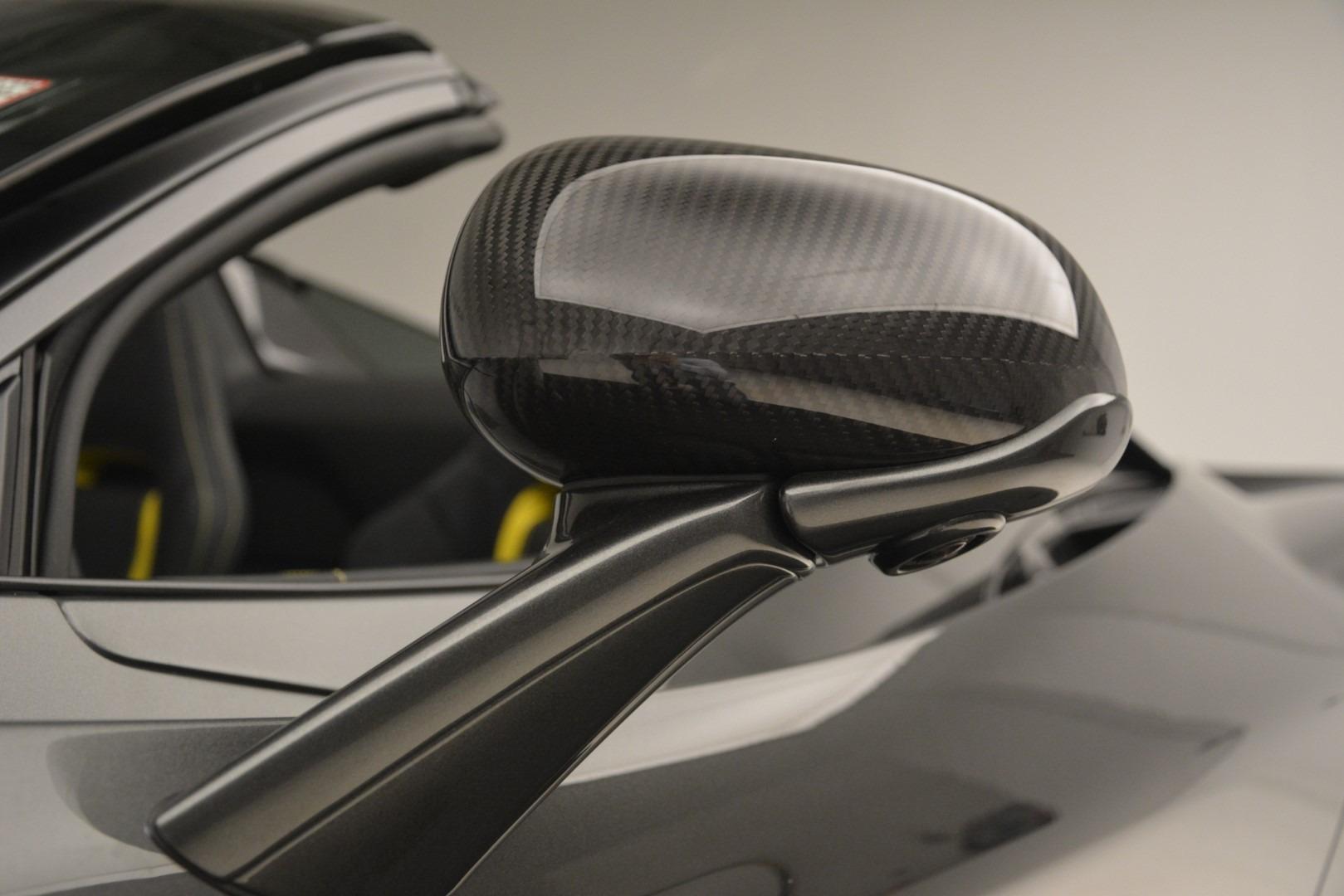 New 2020 McLaren 720S Spider Convertible For Sale In Westport, CT 3266_p23