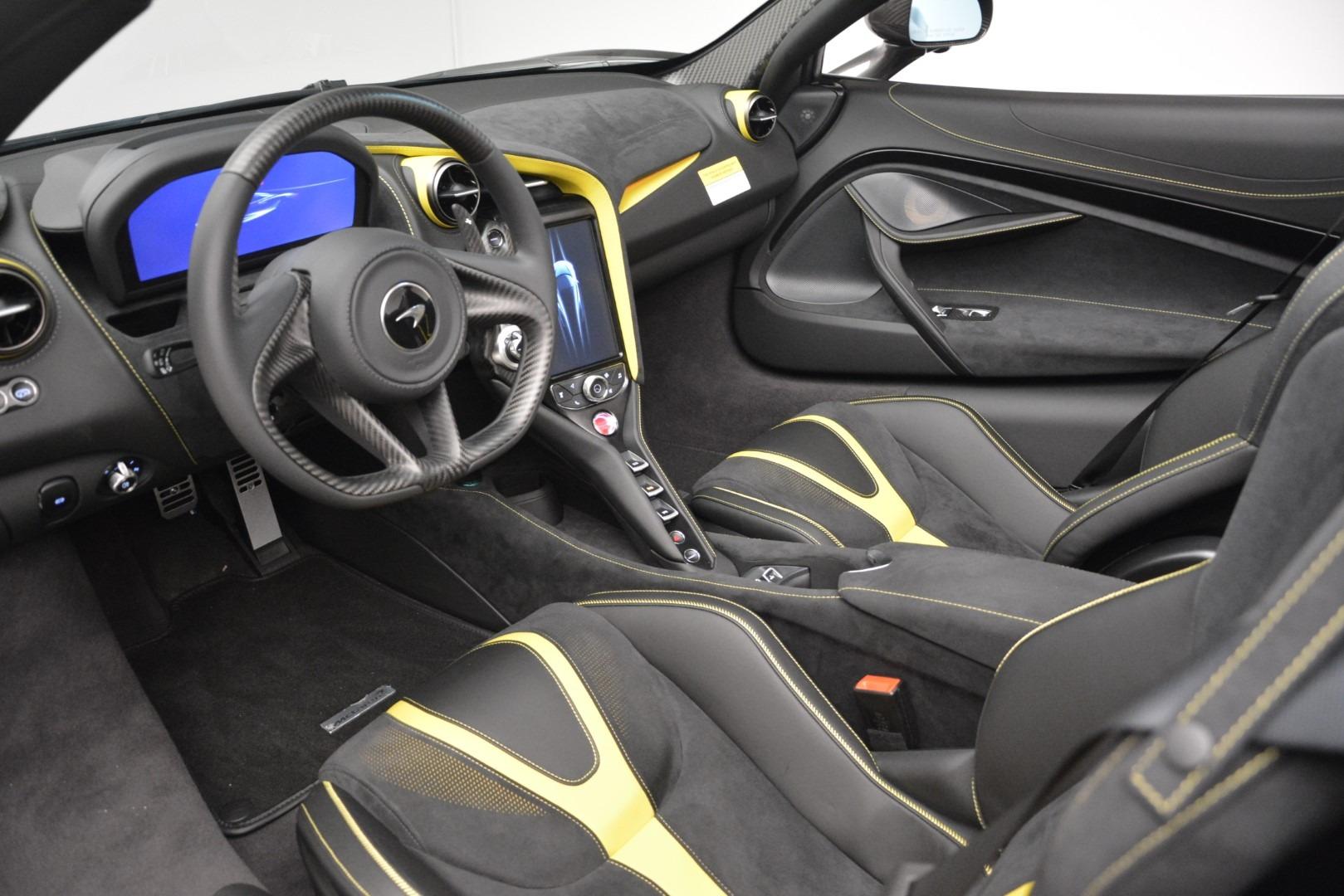 New 2020 McLaren 720S Spider Convertible For Sale In Westport, CT 3266_p24