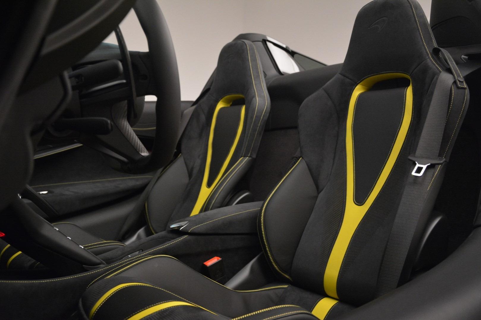 New 2020 McLaren 720S Spider Convertible For Sale In Westport, CT 3266_p26