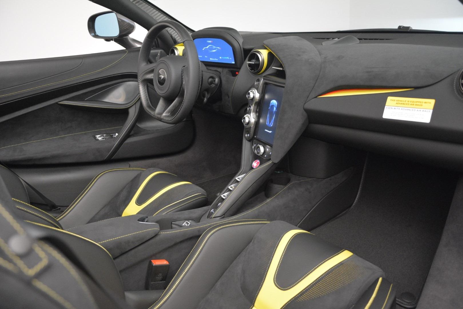 New 2020 McLaren 720S Spider Convertible For Sale In Westport, CT 3266_p27