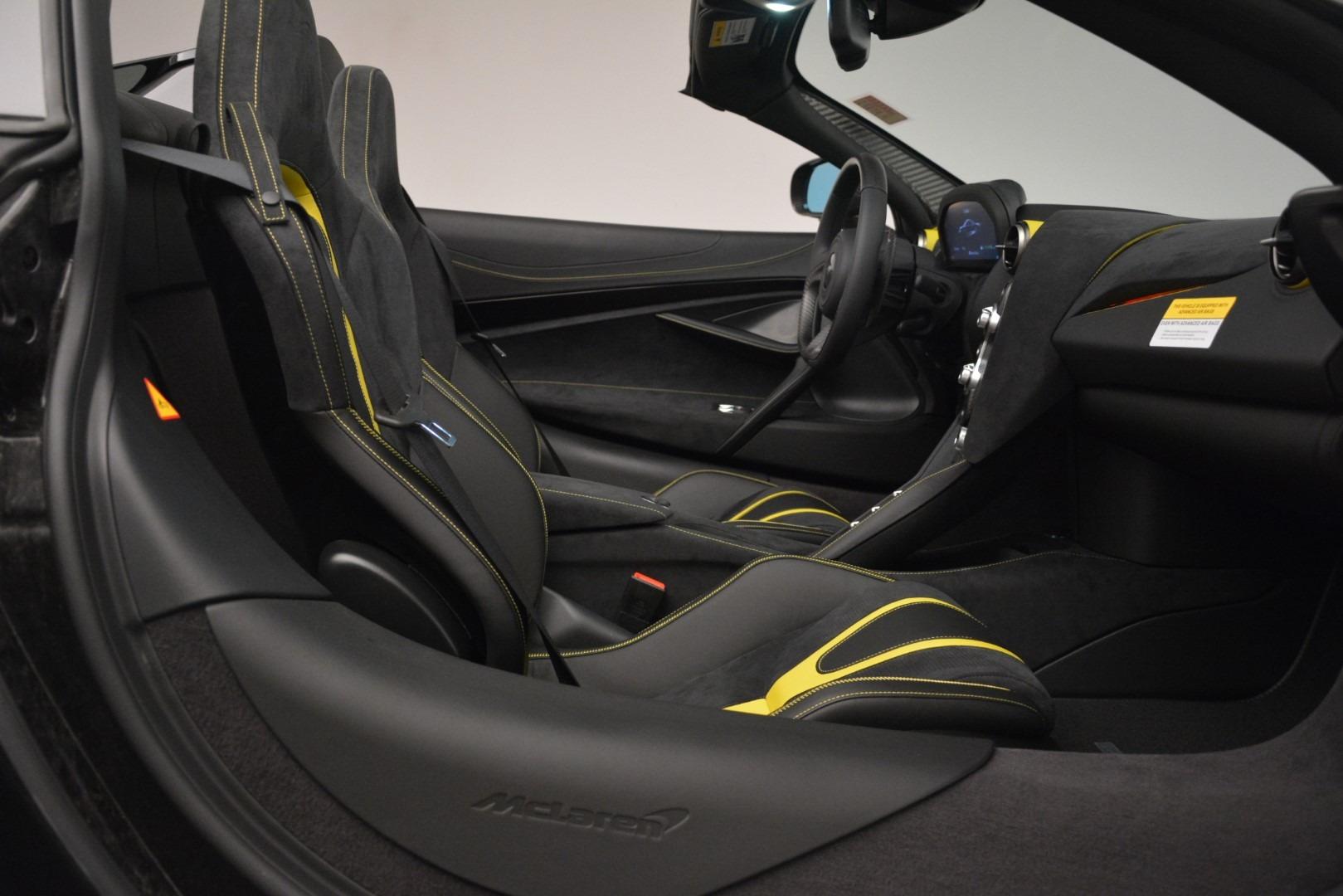New 2020 McLaren 720S Spider Convertible For Sale In Westport, CT 3266_p28