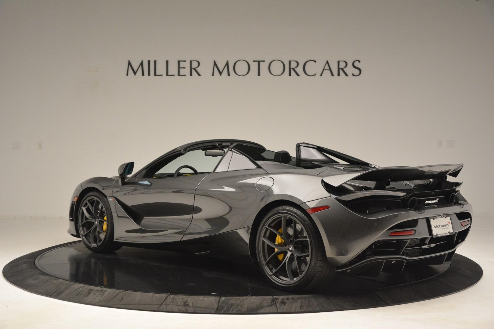 New 2020 McLaren 720S Spider Convertible For Sale In Westport, CT 3266_p3