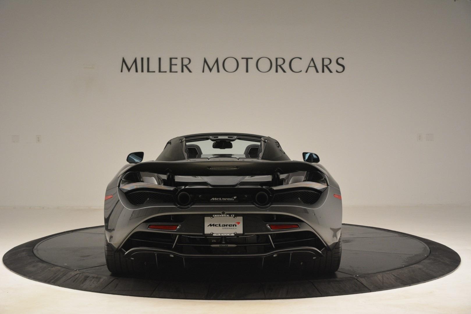New 2020 McLaren 720S Spider Convertible For Sale In Westport, CT 3266_p5