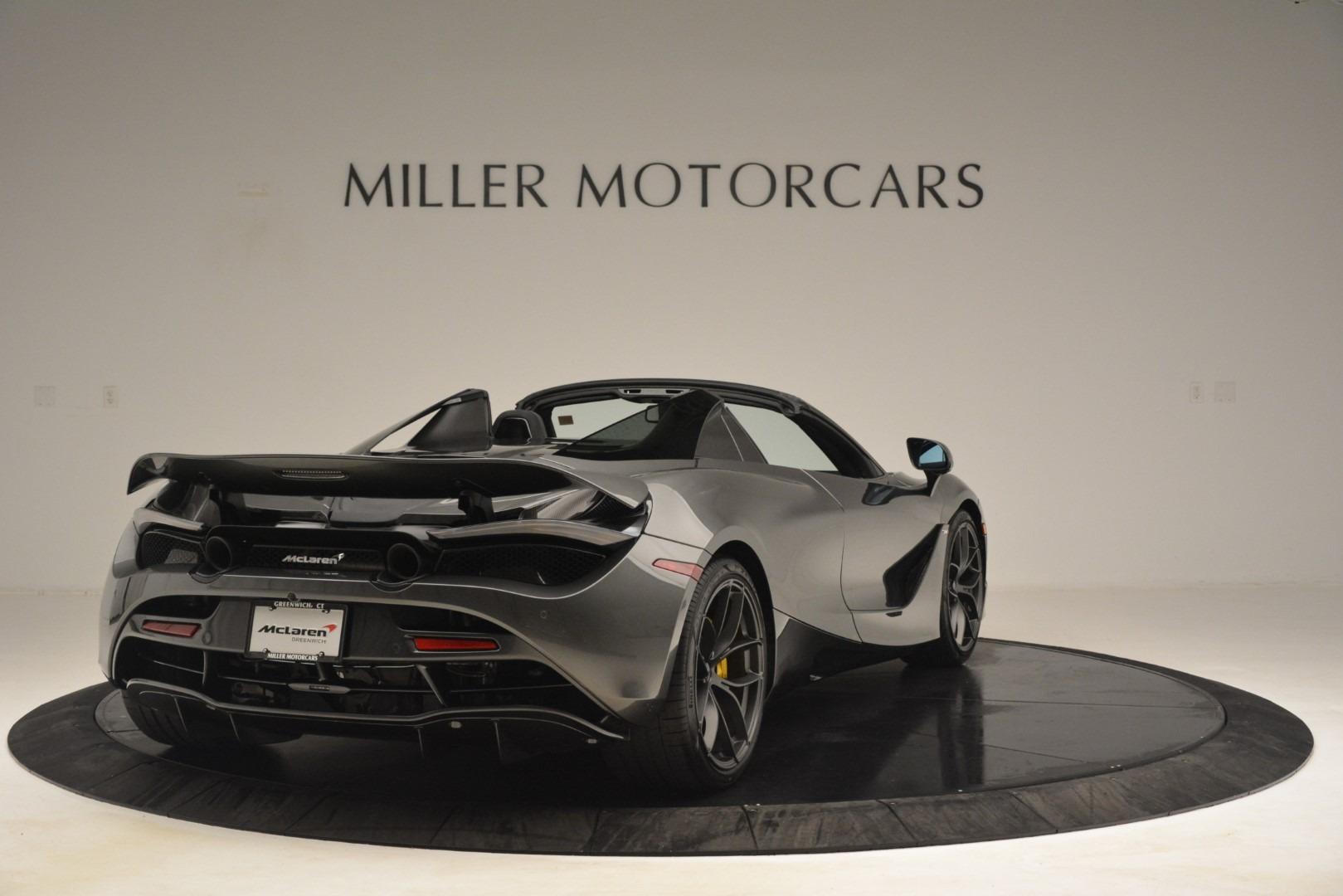 New 2020 McLaren 720S Spider Convertible For Sale In Westport, CT 3266_p6