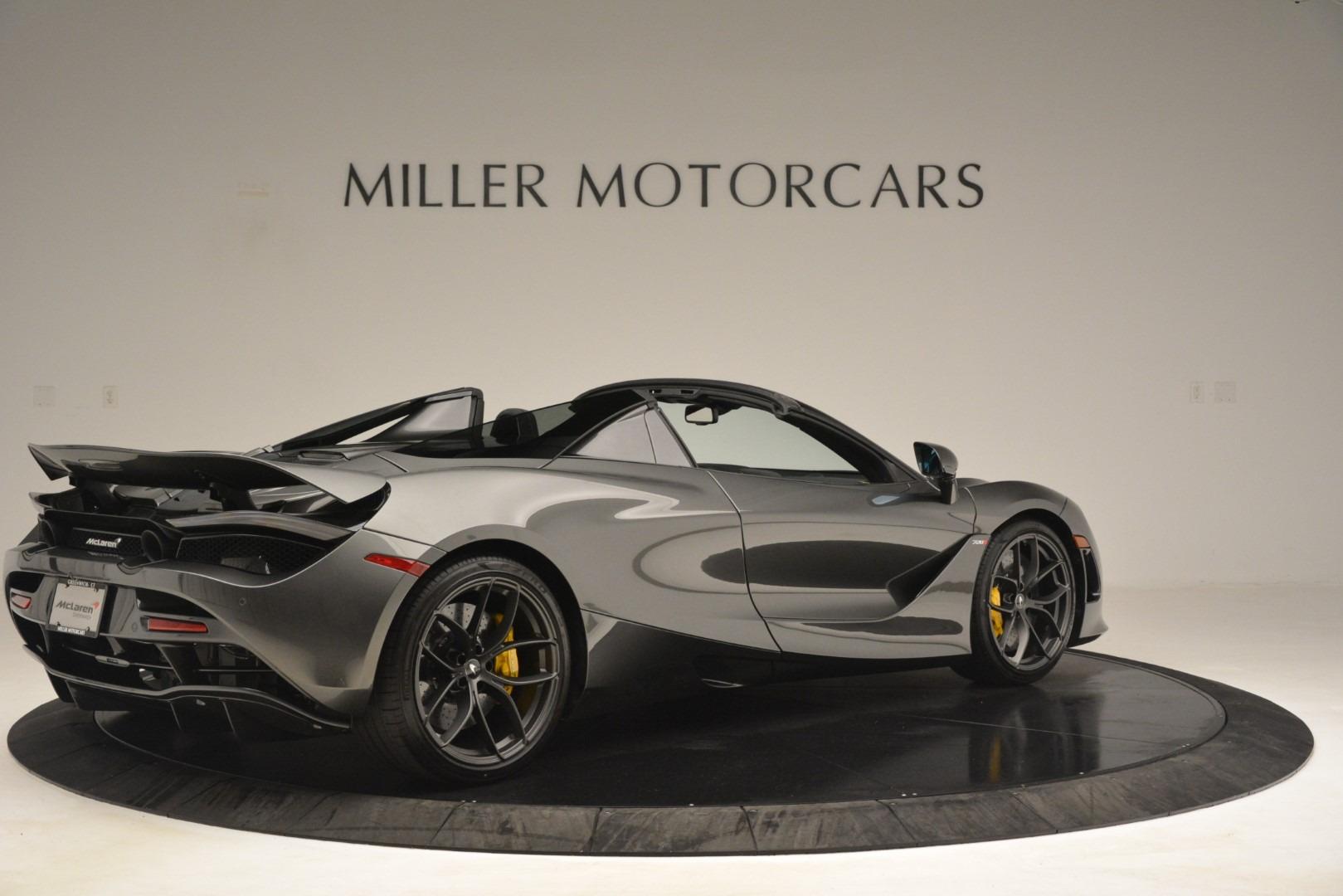 New 2020 McLaren 720S Spider Convertible For Sale In Westport, CT 3266_p7