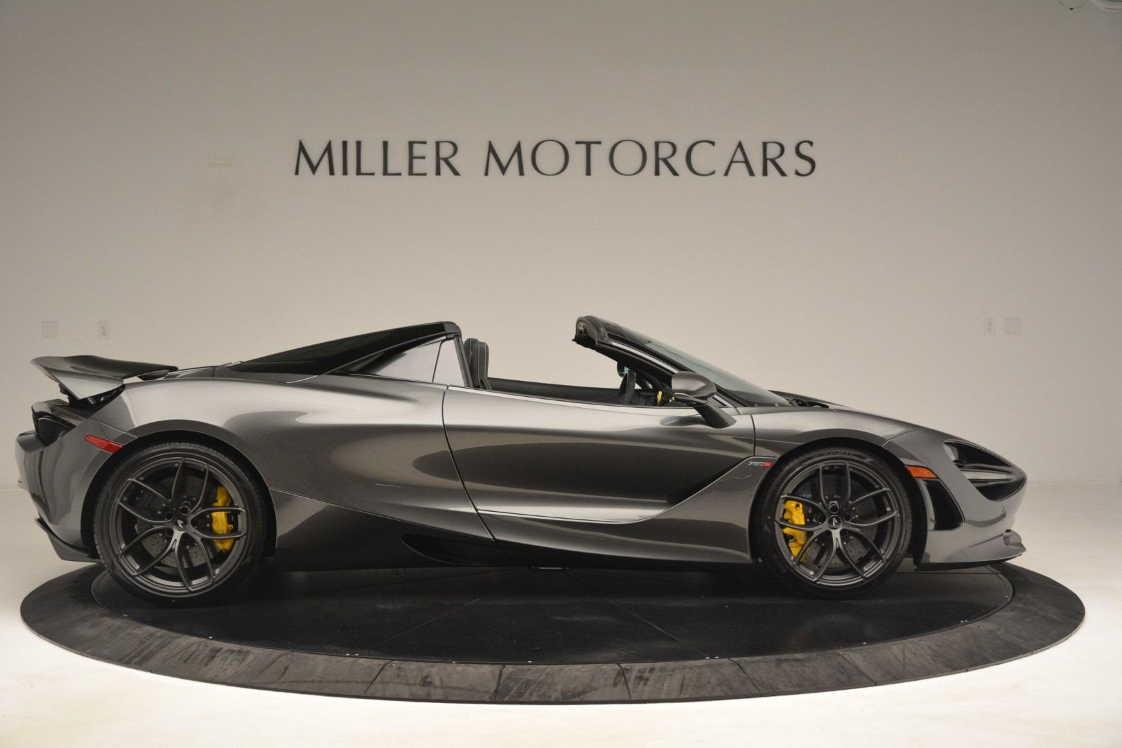 New 2020 McLaren 720S Spider Convertible For Sale In Westport, CT 3266_p8