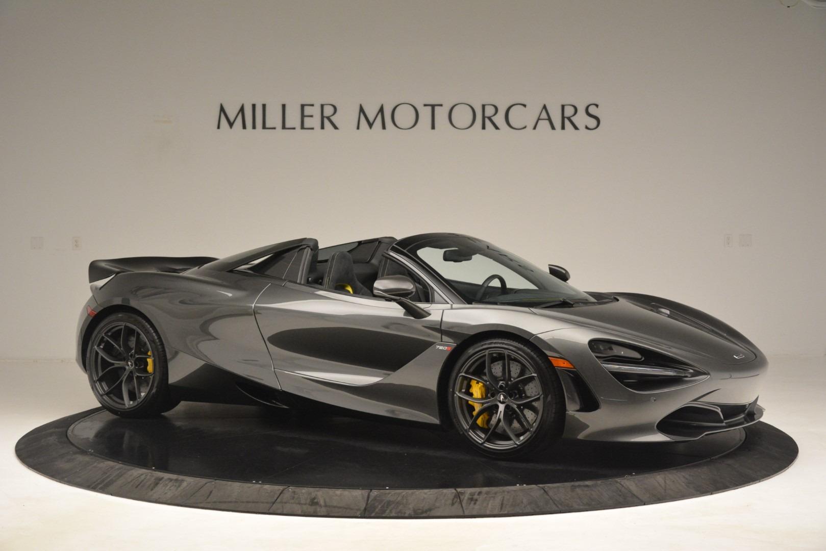 New 2020 McLaren 720S Spider Convertible For Sale In Westport, CT 3266_p9