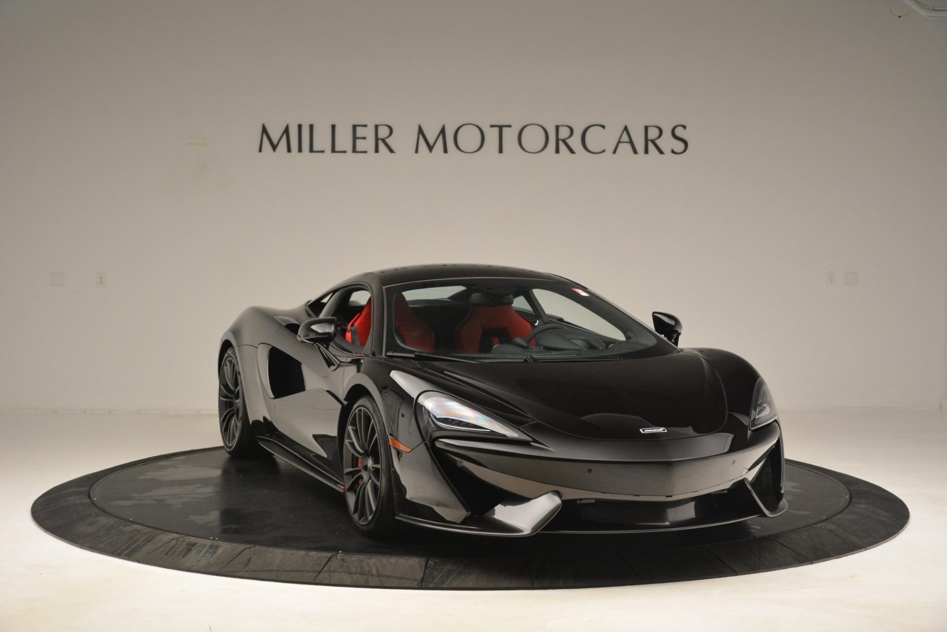 Used 2016 McLaren 570S Coupe For Sale In Westport, CT 3268_p10