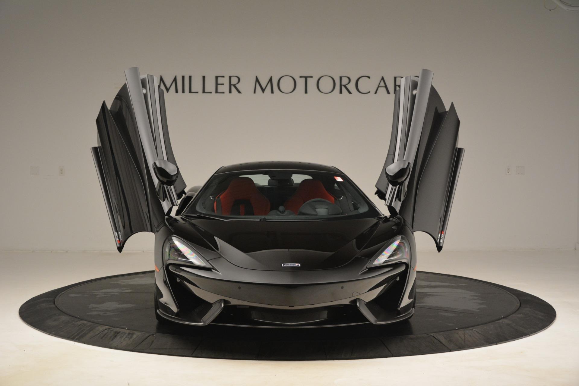 Used 2016 McLaren 570S Coupe For Sale In Westport, CT 3268_p12